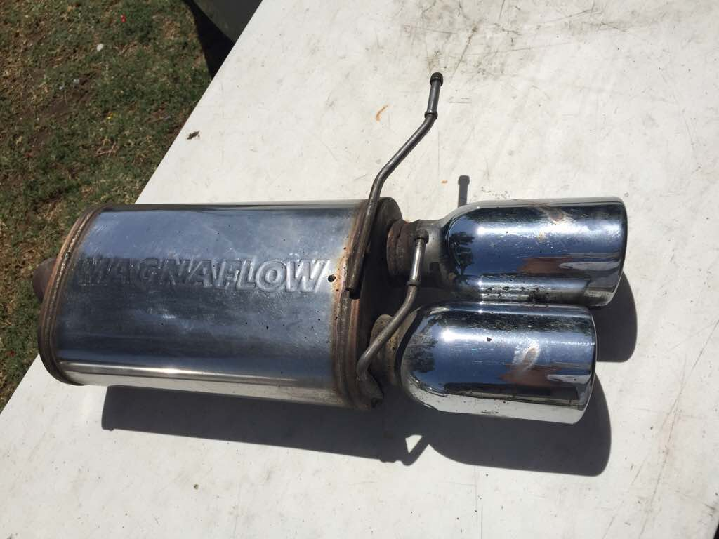 E60 03 10 For Sale Section 3 Magnaflow Exhaust Bmw M5