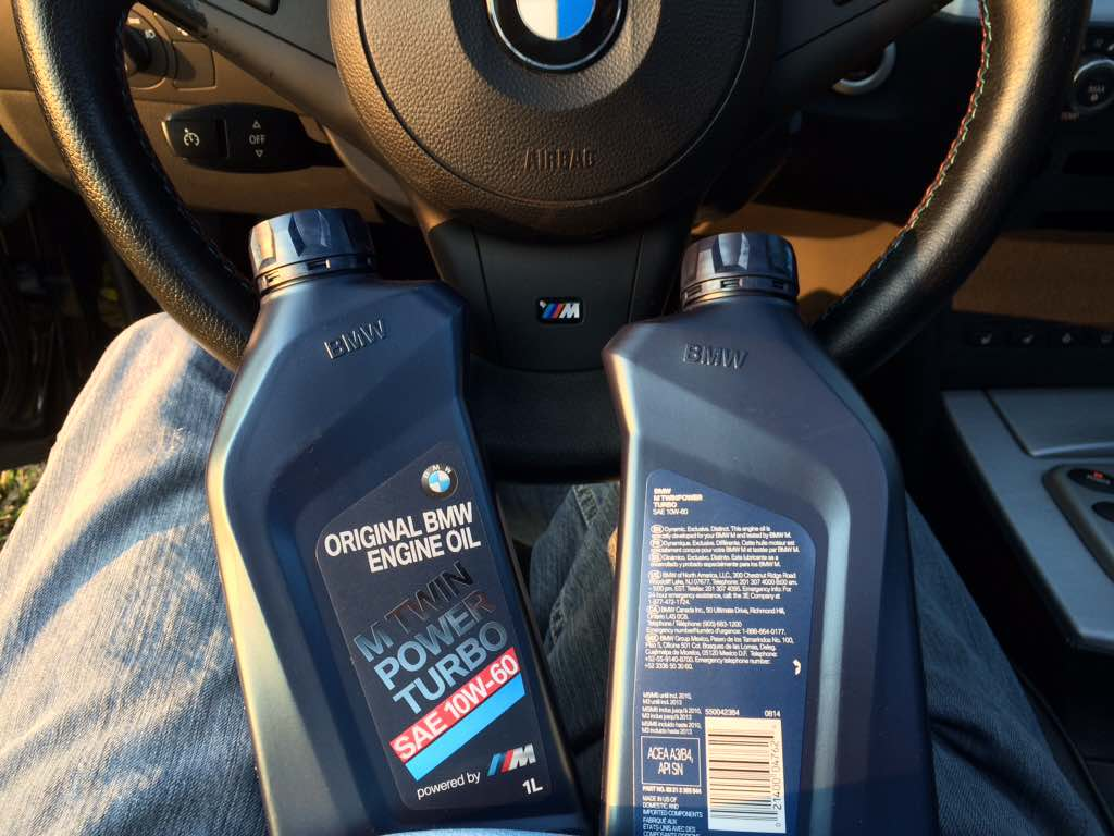 S85 Engine oil  No more 10W60  Page 2  BMW M5 Forum and M6 Forums