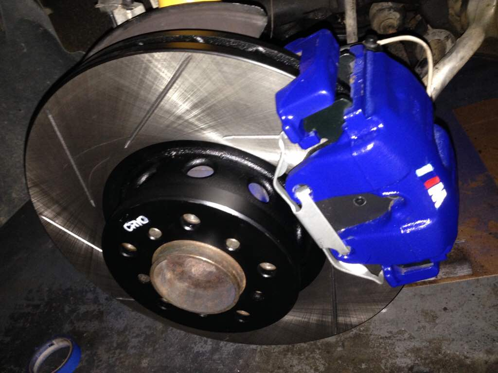 Should I Paint My Brake Calipers Red Page 5 Bmw M5 Forum And M6 Forums