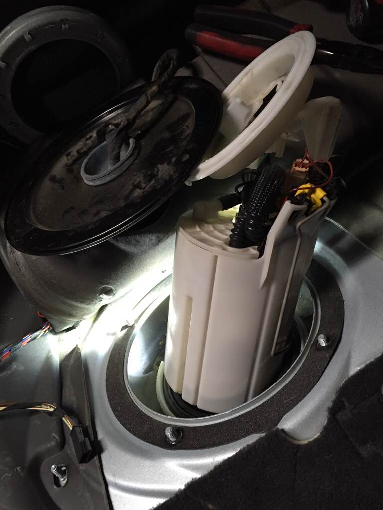 Diy Fuel Pump And Fuel Filter Replacement Bmw M5 Forum And M6 Forums