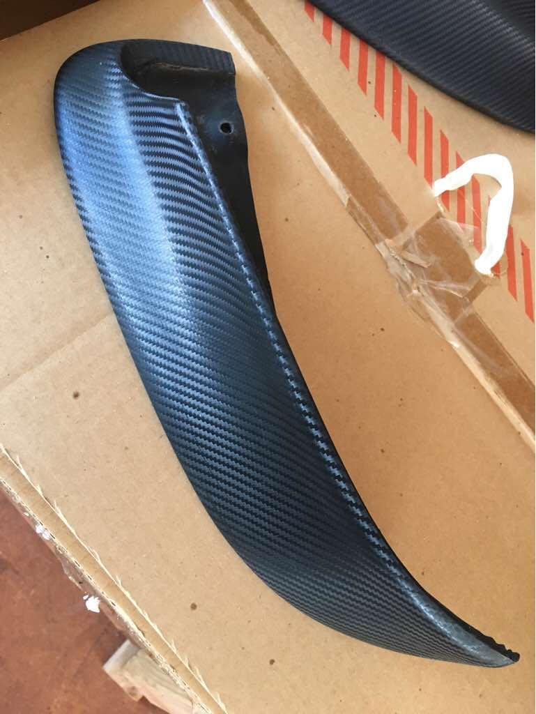 E39 96 03 For Sale Window Spoiler Splitters And Speaker