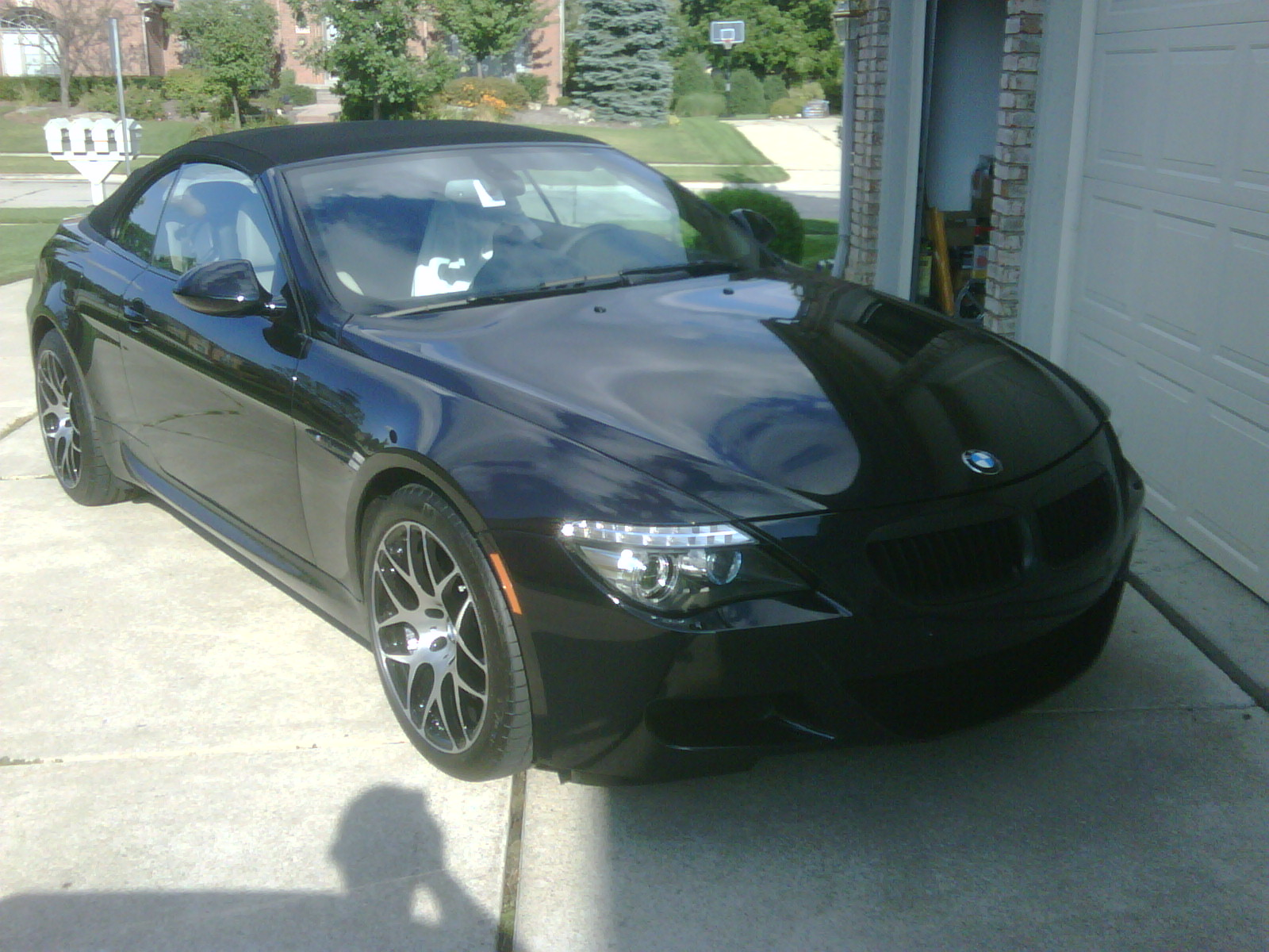 2009 Bmw M6 Interior. receives his 2009 BMW M6