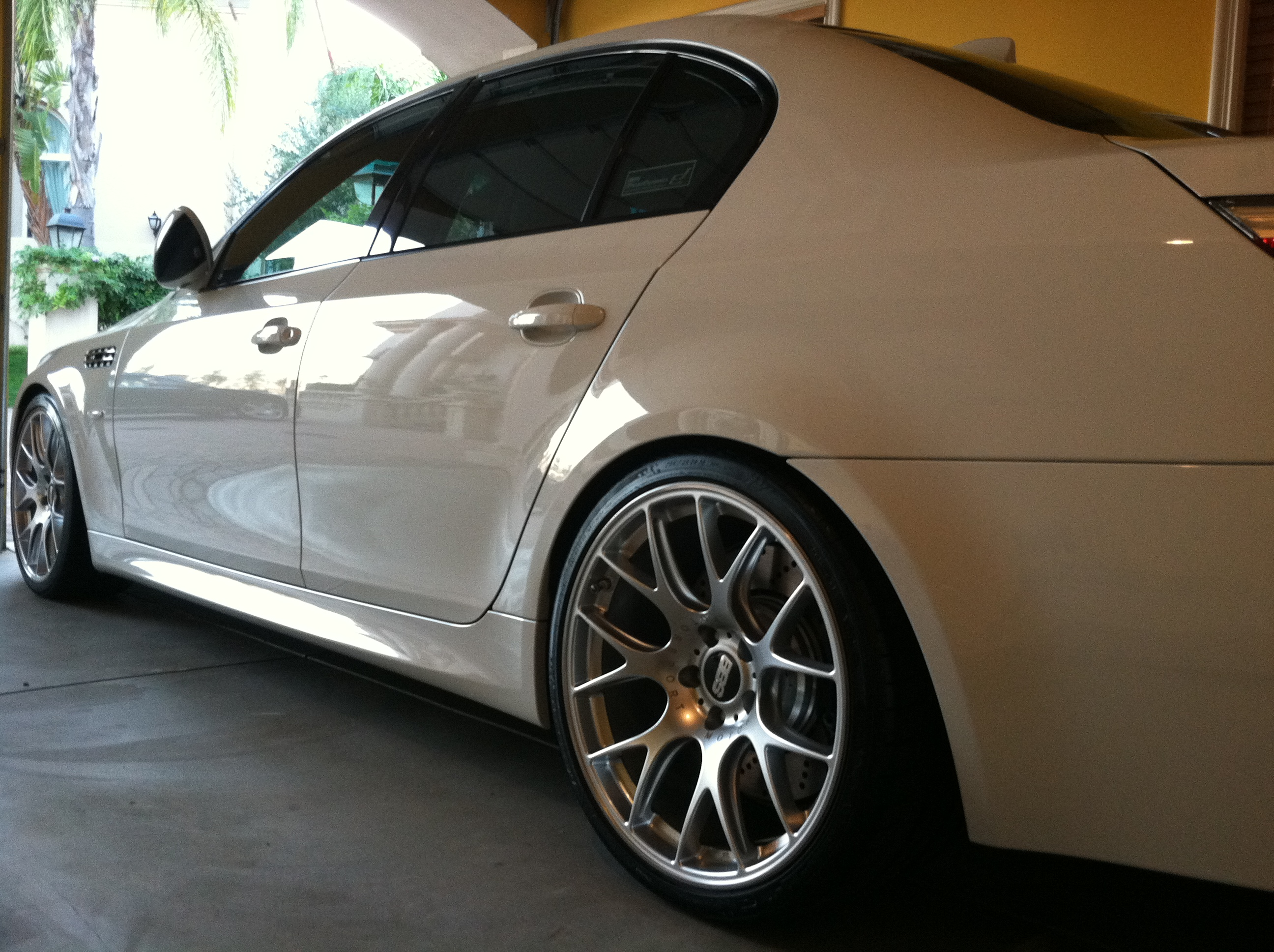 Barter E60 20 Inch Bbs Ch R S For Sale With Michelin Ps2