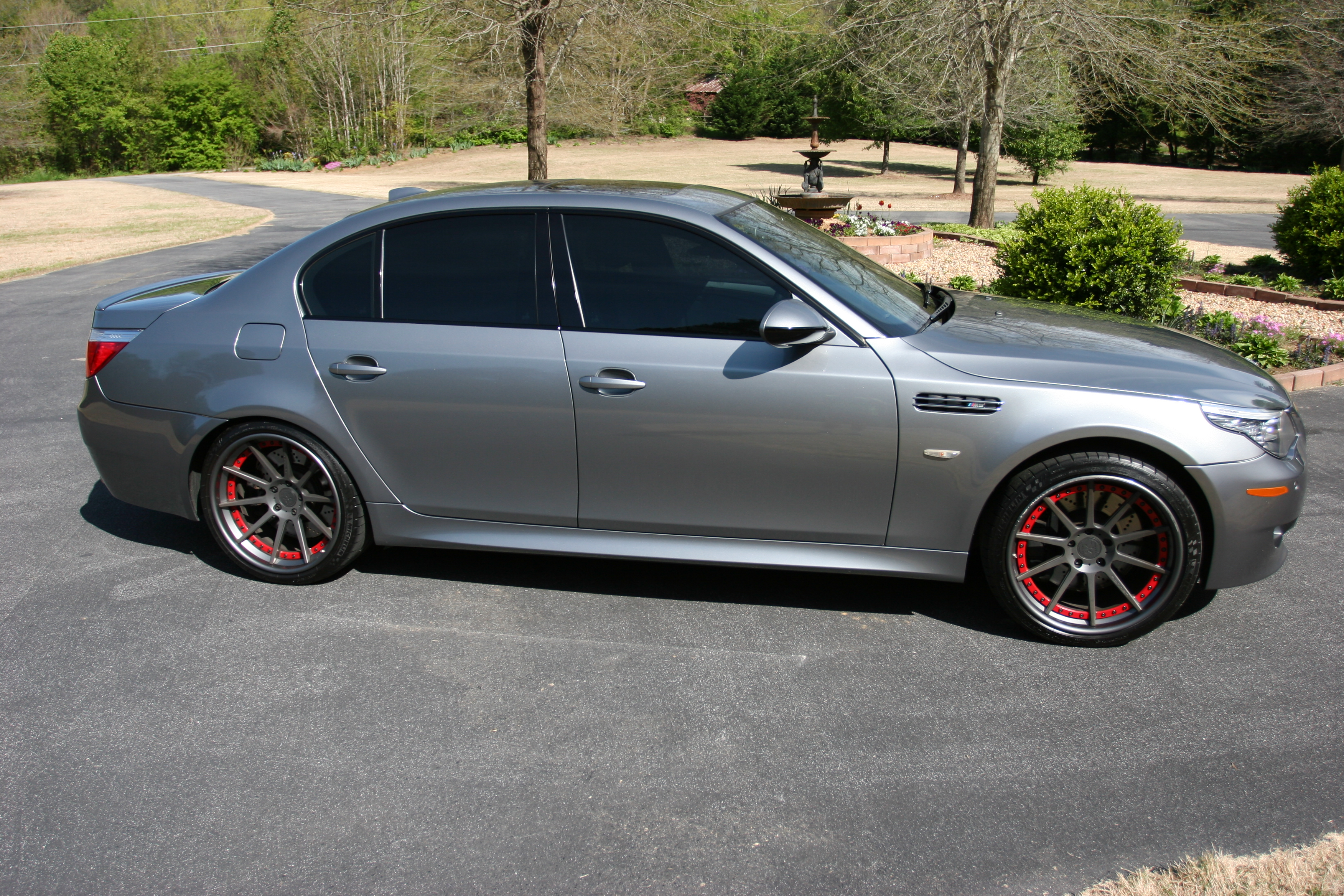 E60 0310 For Sale For Sale Feeler 2010 M5 6speed  BMW M5