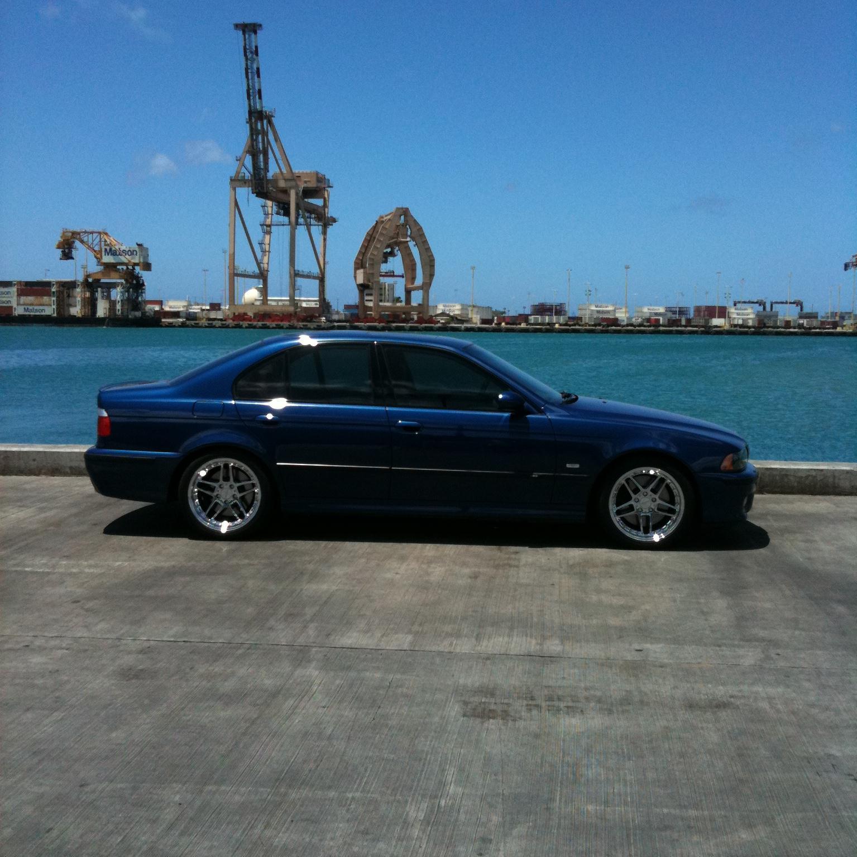 Bmw Z Forum: BMW M5 E39 Aftermarket Wheels...