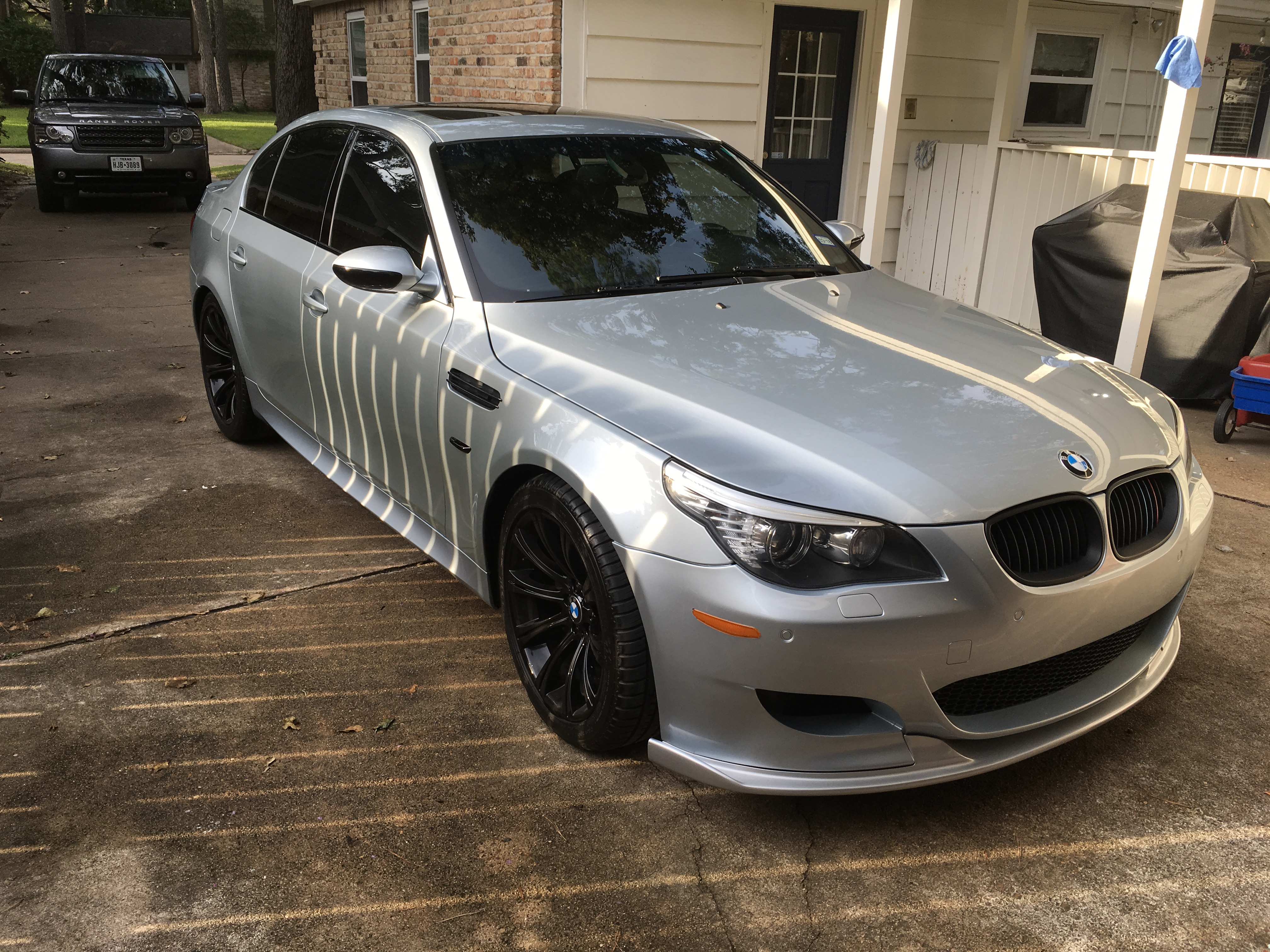 E63 0310 For Sale 2008 m5 for sale  with new engine  BMW M5