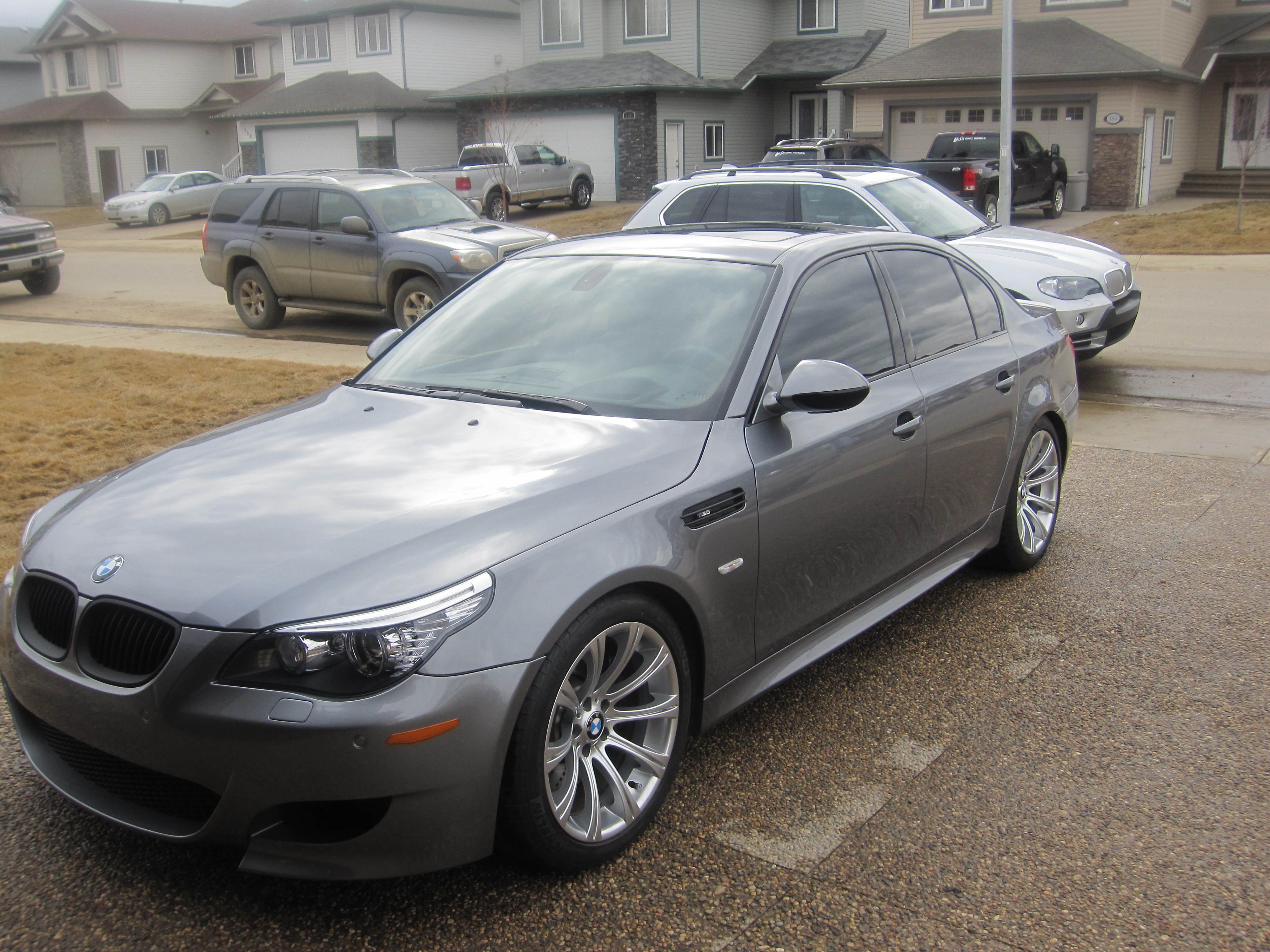 member dmax27 2010 bmw m5 with some new modifications - bmw m5