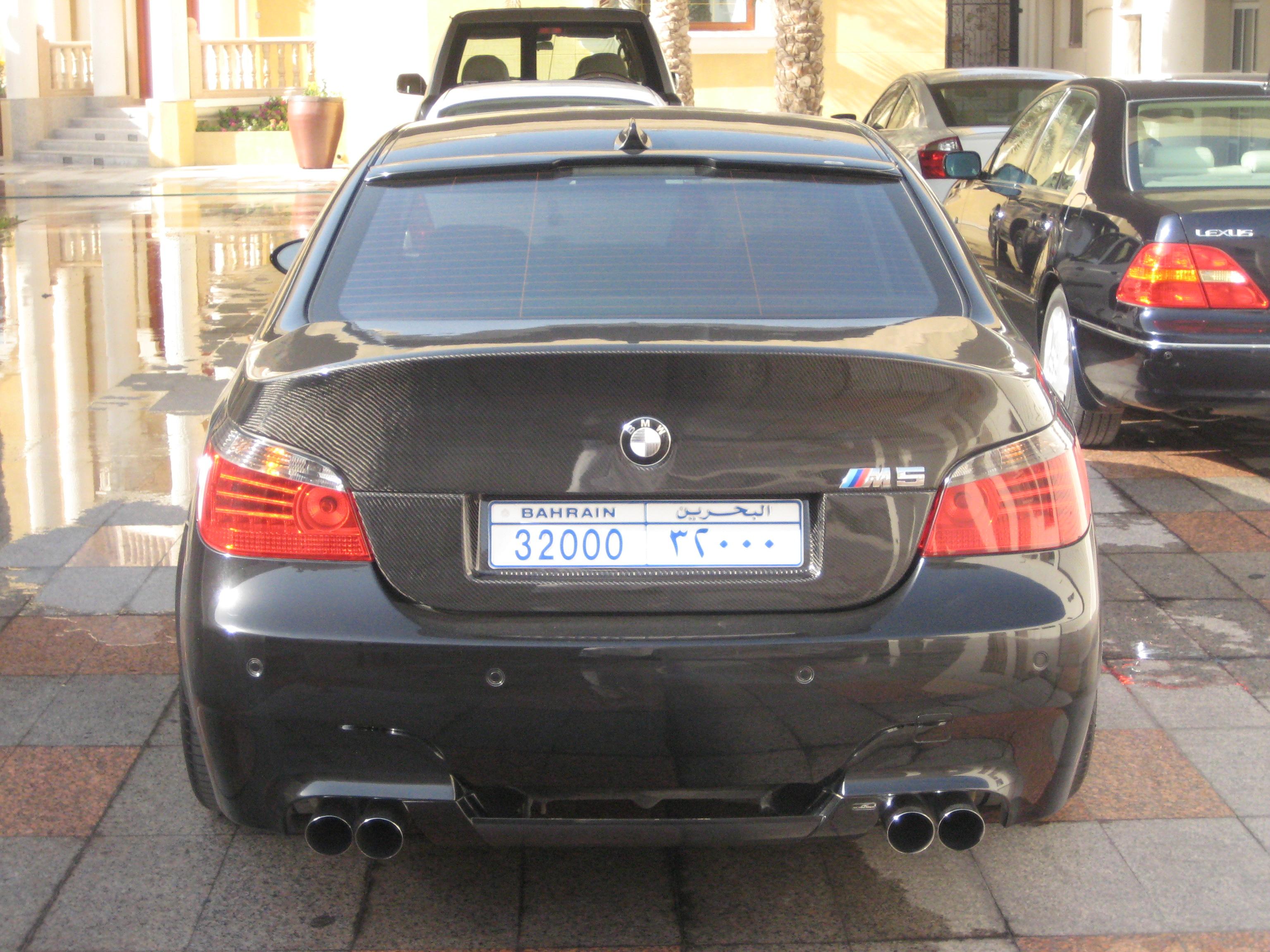 e60 CSL trunk - E46Fanatics