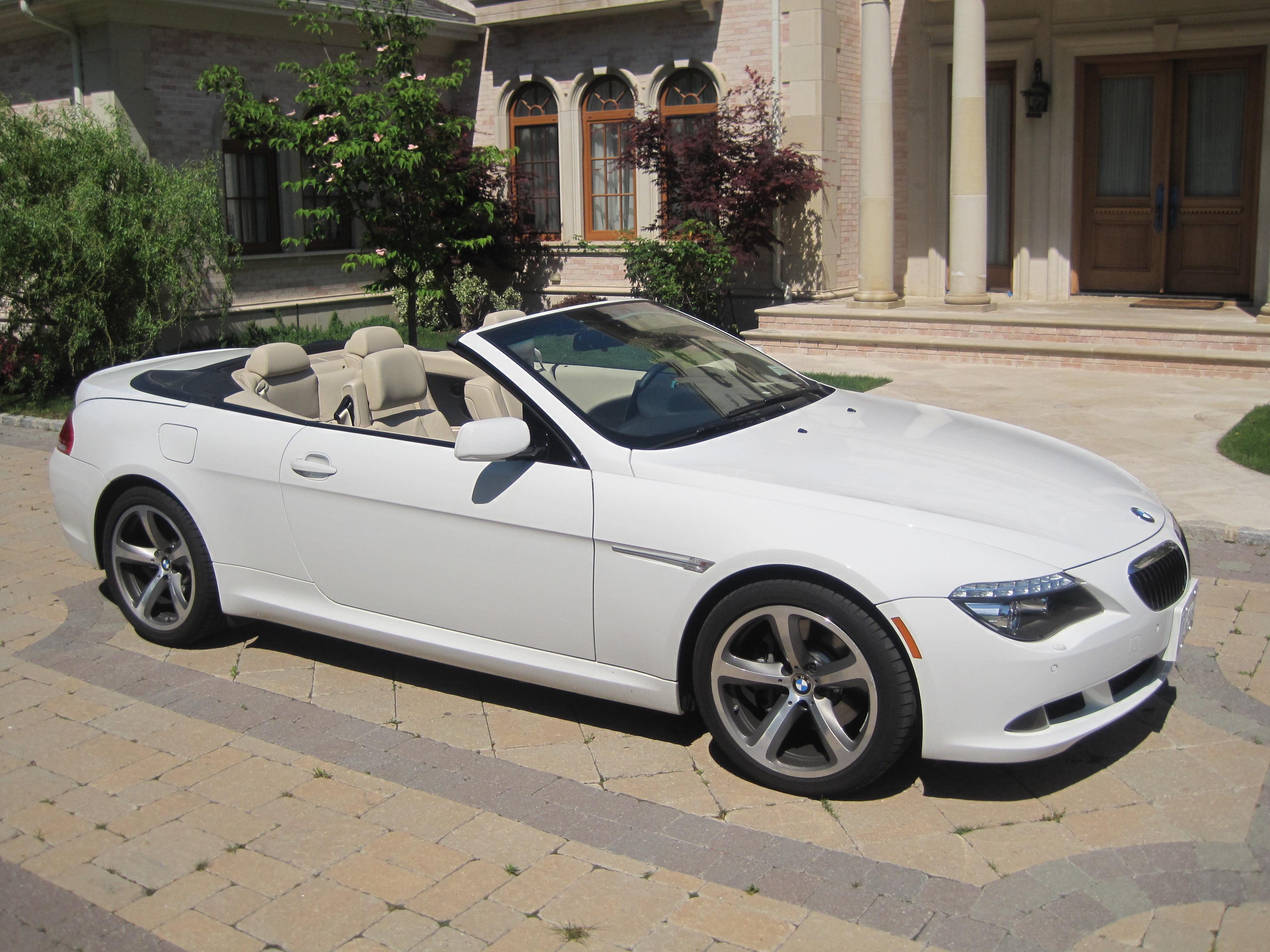 E63 (03-10) For Sale Lease Special- 2008 BMW 650I CONVERTIBLE - BMW ...
