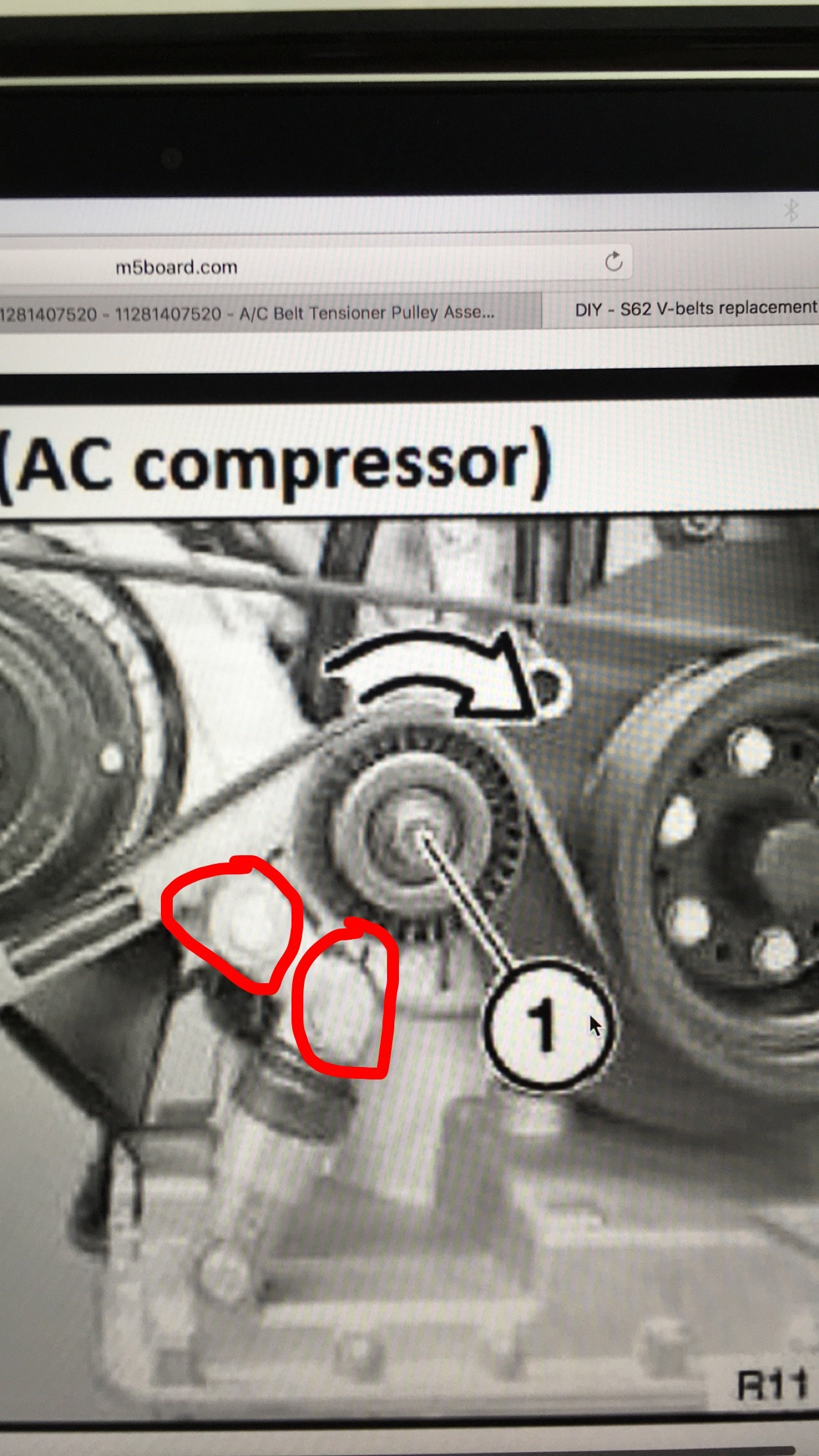 Maxresdefault additionally Zbd Ag as well Pic moreover Hqdefault additionally Hqdefault. on bmw belt tensioner replacement