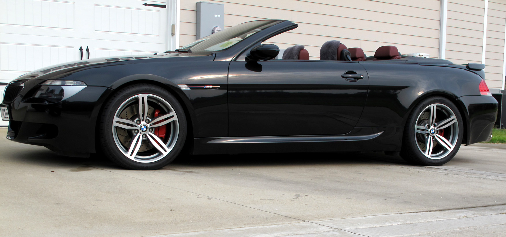 Member NCM6Cabrio 2007 BMW M6 Convertible Sapphire Black - Page 10 ...