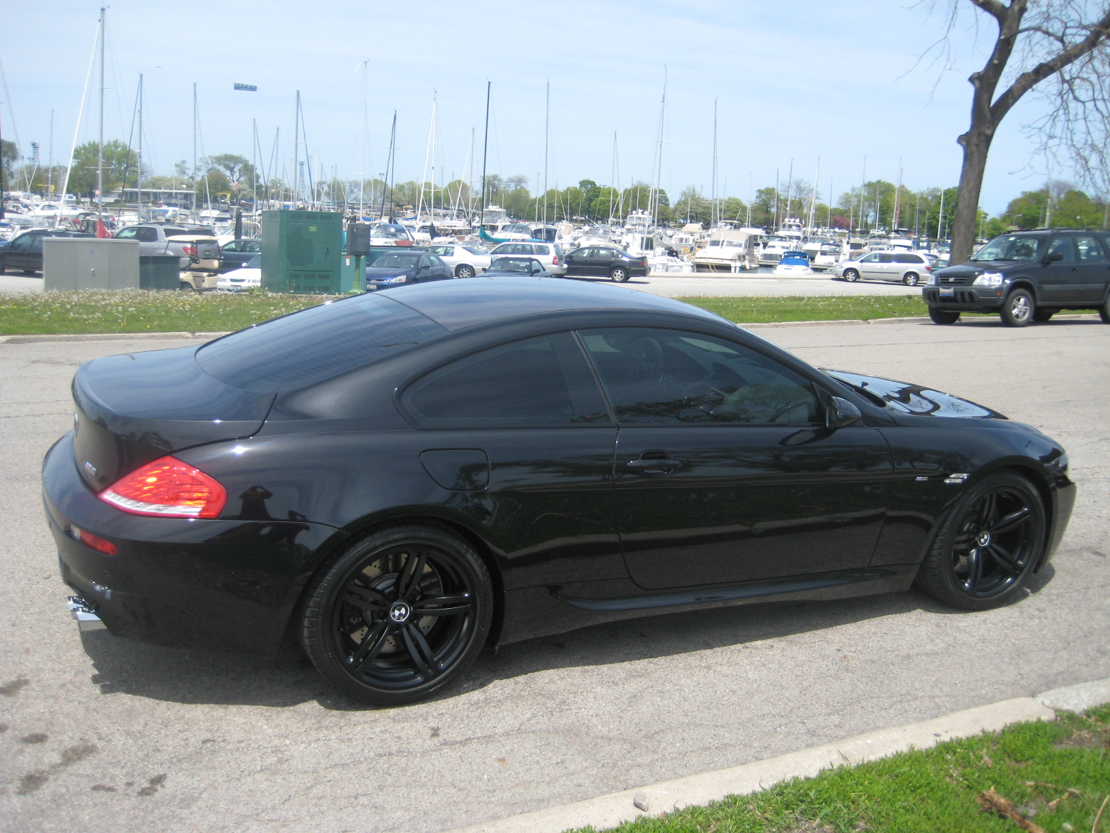 Picture Request Carbon Black With Black Oem Wheels Bmw