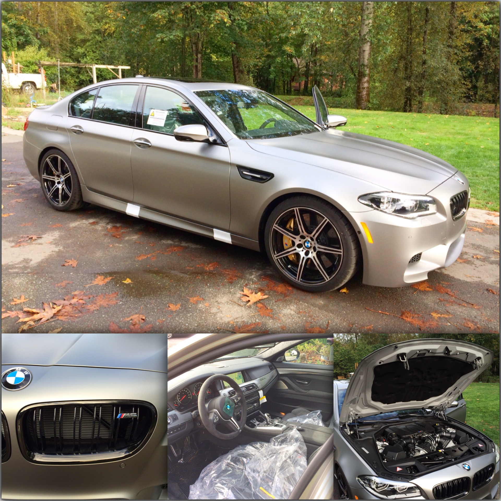 F10 For Sale Extremely rare 1 of 29 BMW M5 Jahre editions  BMW M5