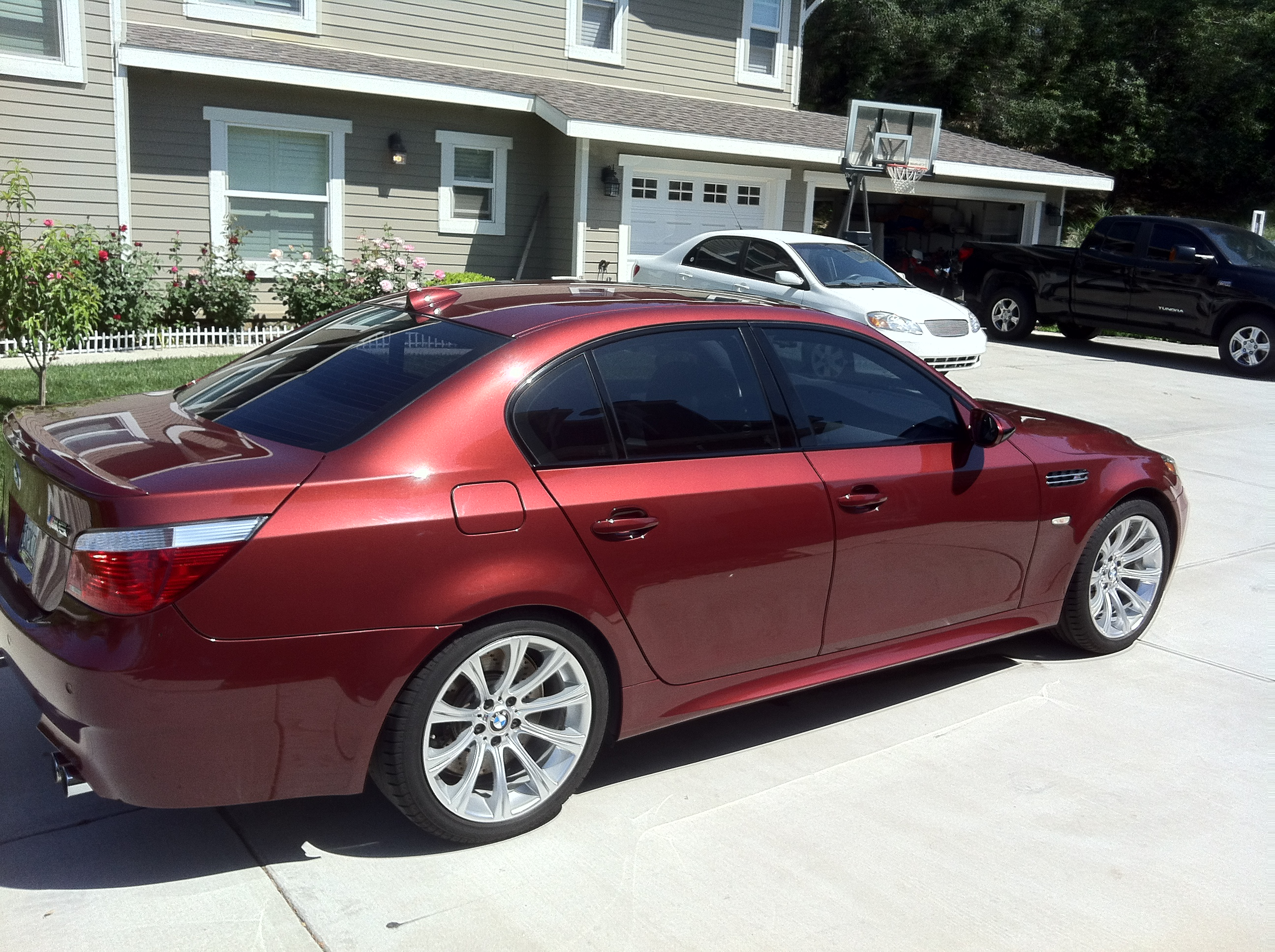 Worksheet. E60 0310 For Sale 2006 BMW M5 E60 Indianapolis Red  BMW M5