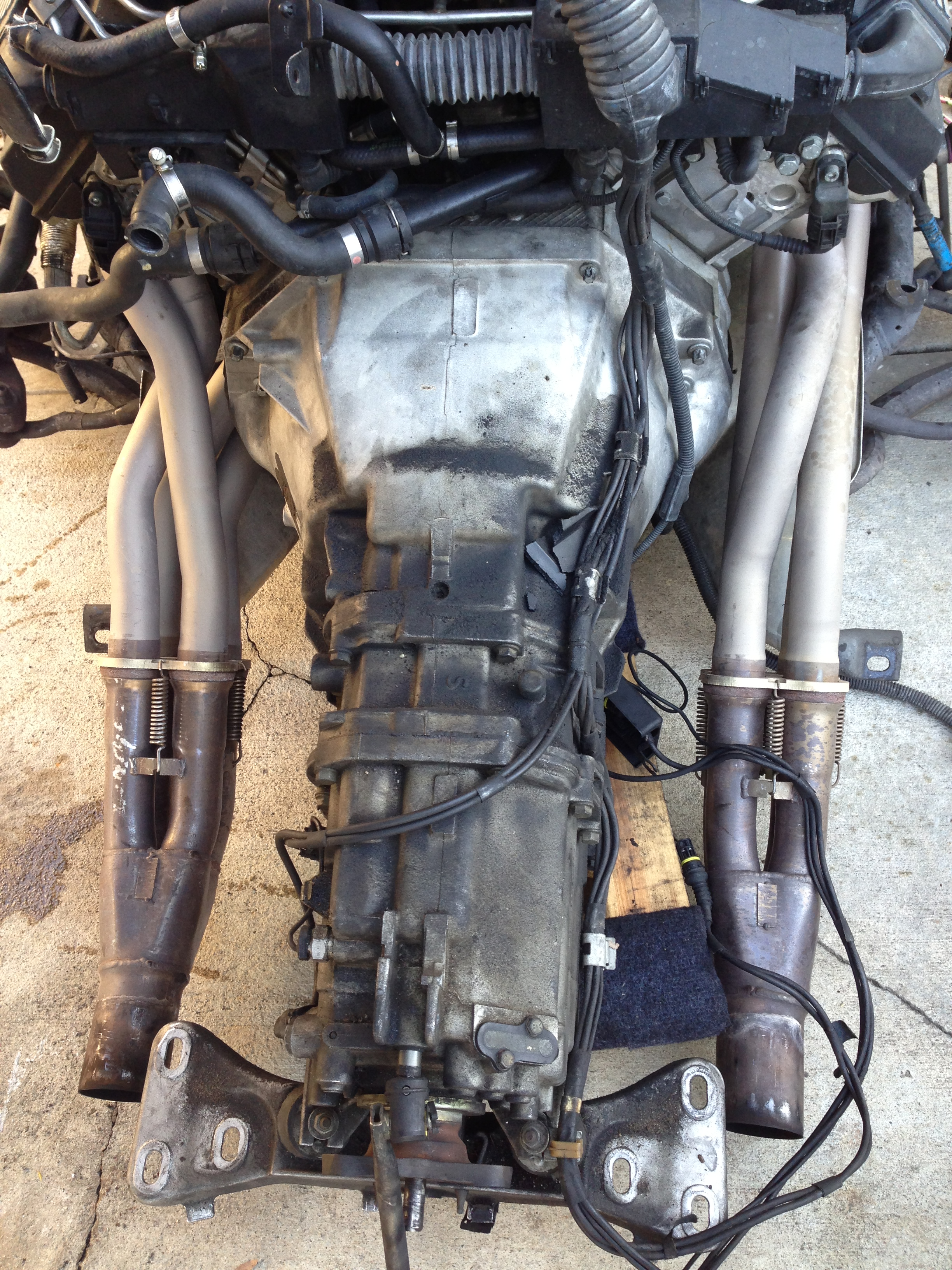 Jet Hot Coated Supersprint headers w/ connecting & cat delete pipes-img_1258.jpg