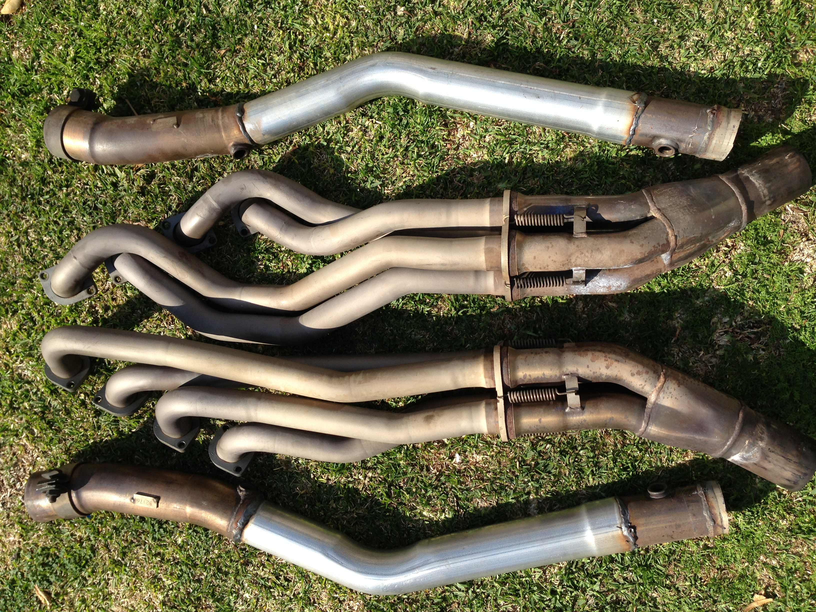 Jet Hot Coated Supersprint headers w/ connecting & cat delete pipes-img_1291.jpg