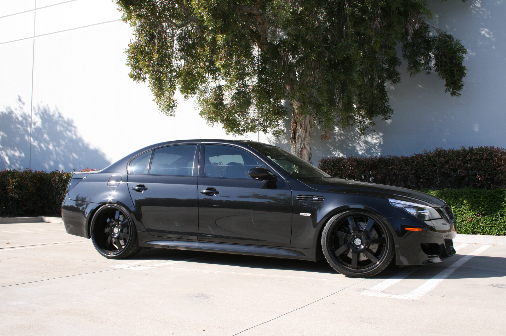 Member Cody Mean Sapphire Black BMW M5. Very black. And it is a 2008 ...