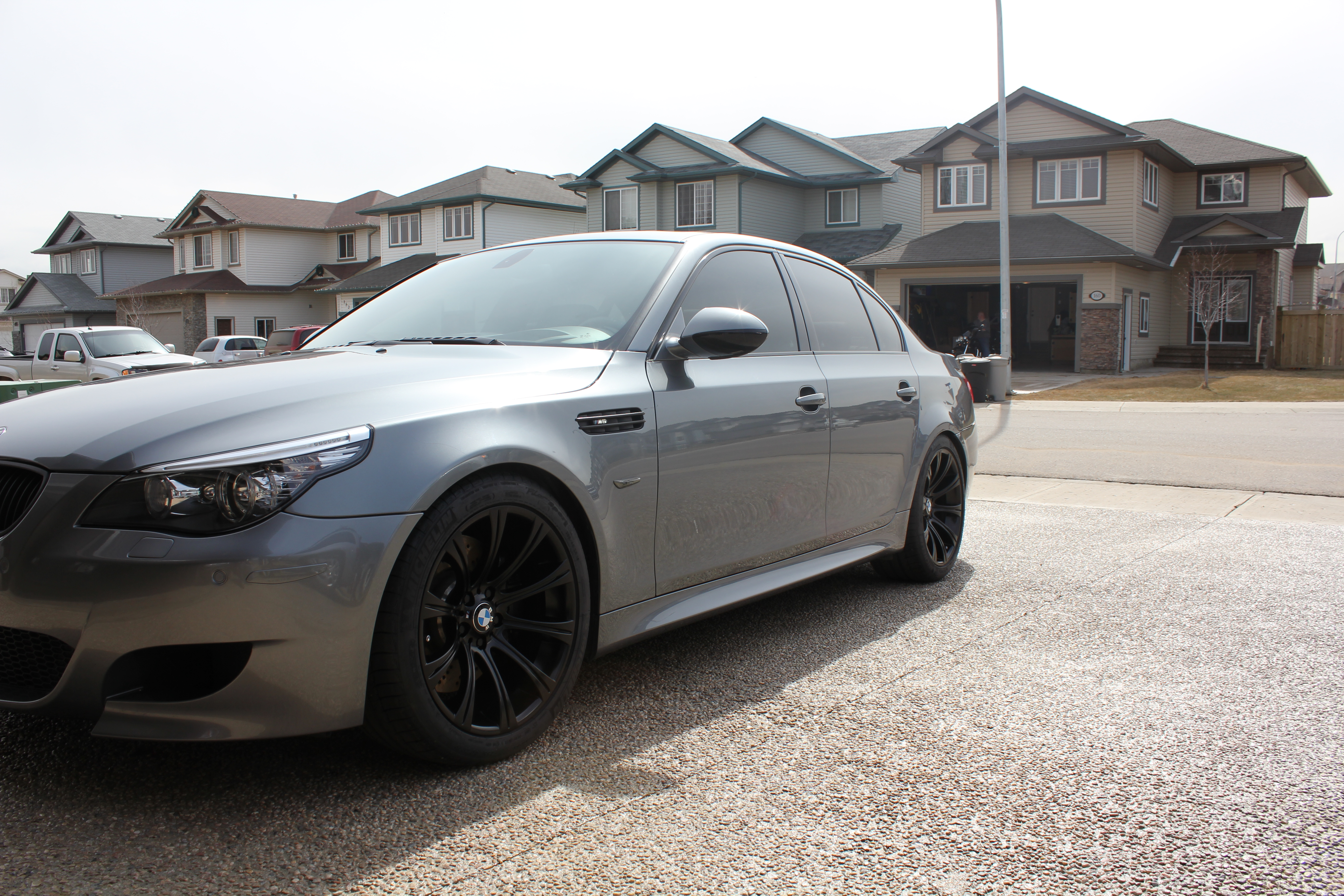 E60 0310 For Sale Feeler 2010 M5 Space Grey Canada  BMW M5