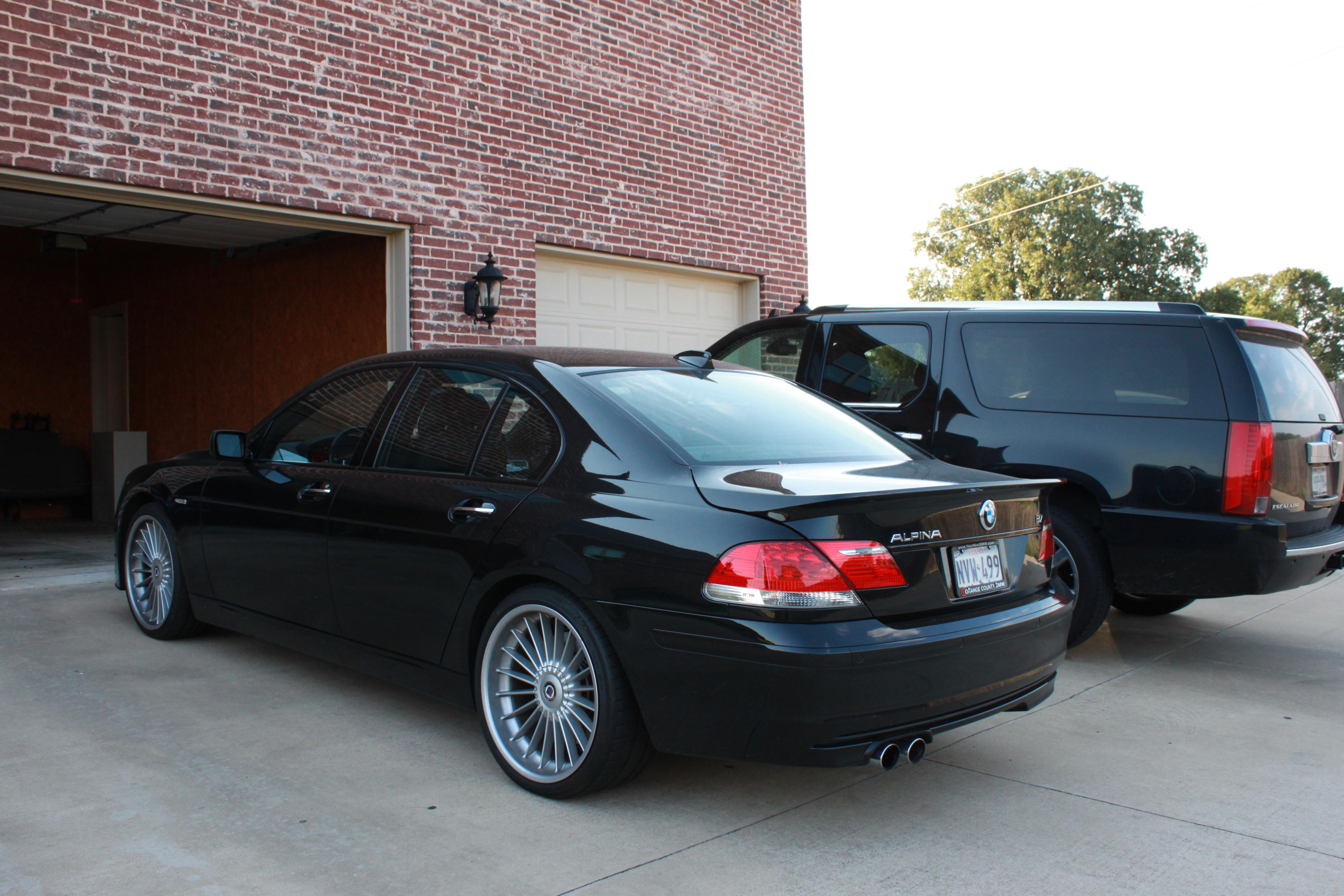 Member Sarj521 nice garage: BMW M5 E60 and BMW ALPINA B7 - BMW M5 ...