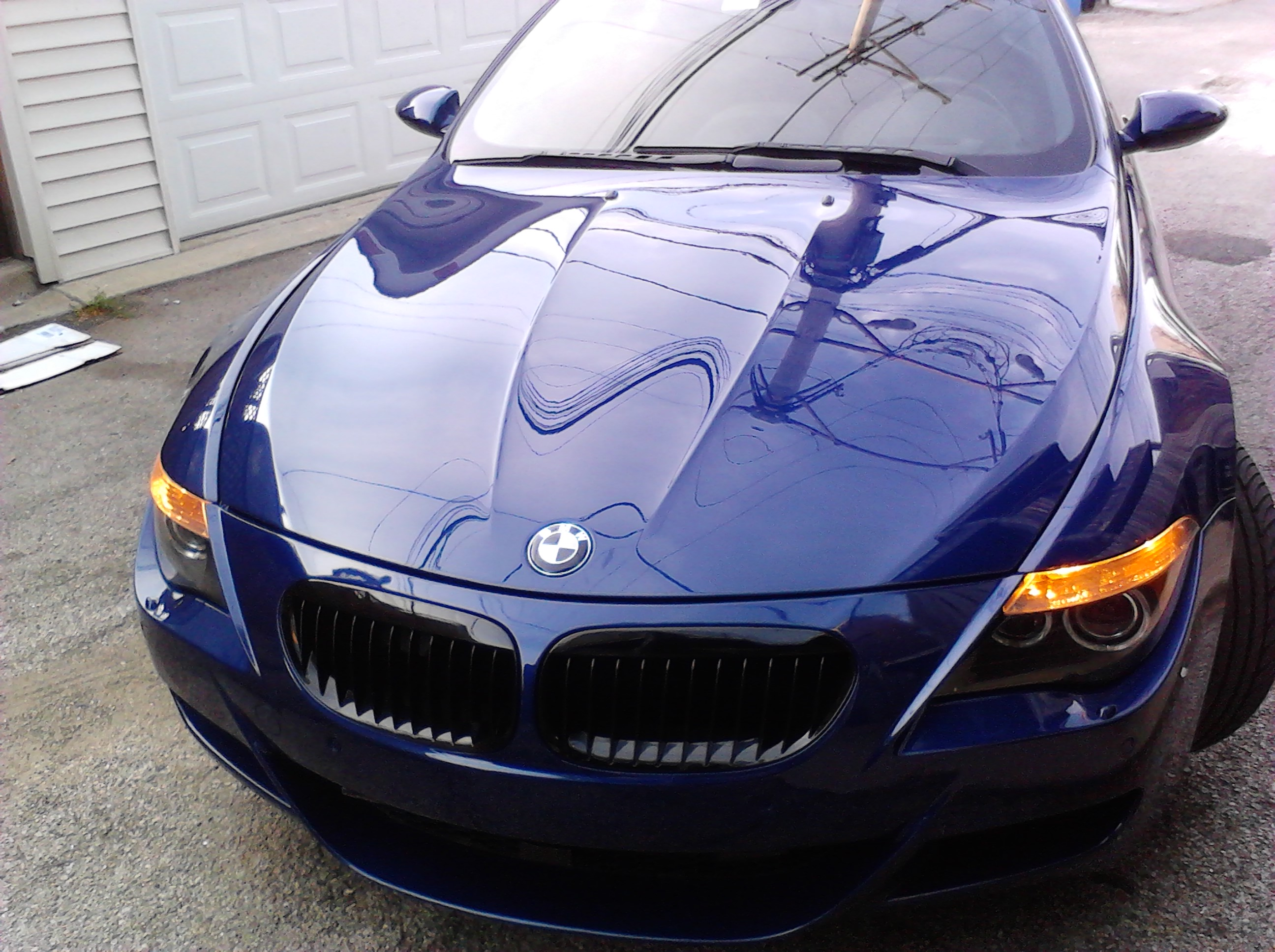 new hood (neiman marcus/competition edition) - BMW M5 Forum and M6 ...