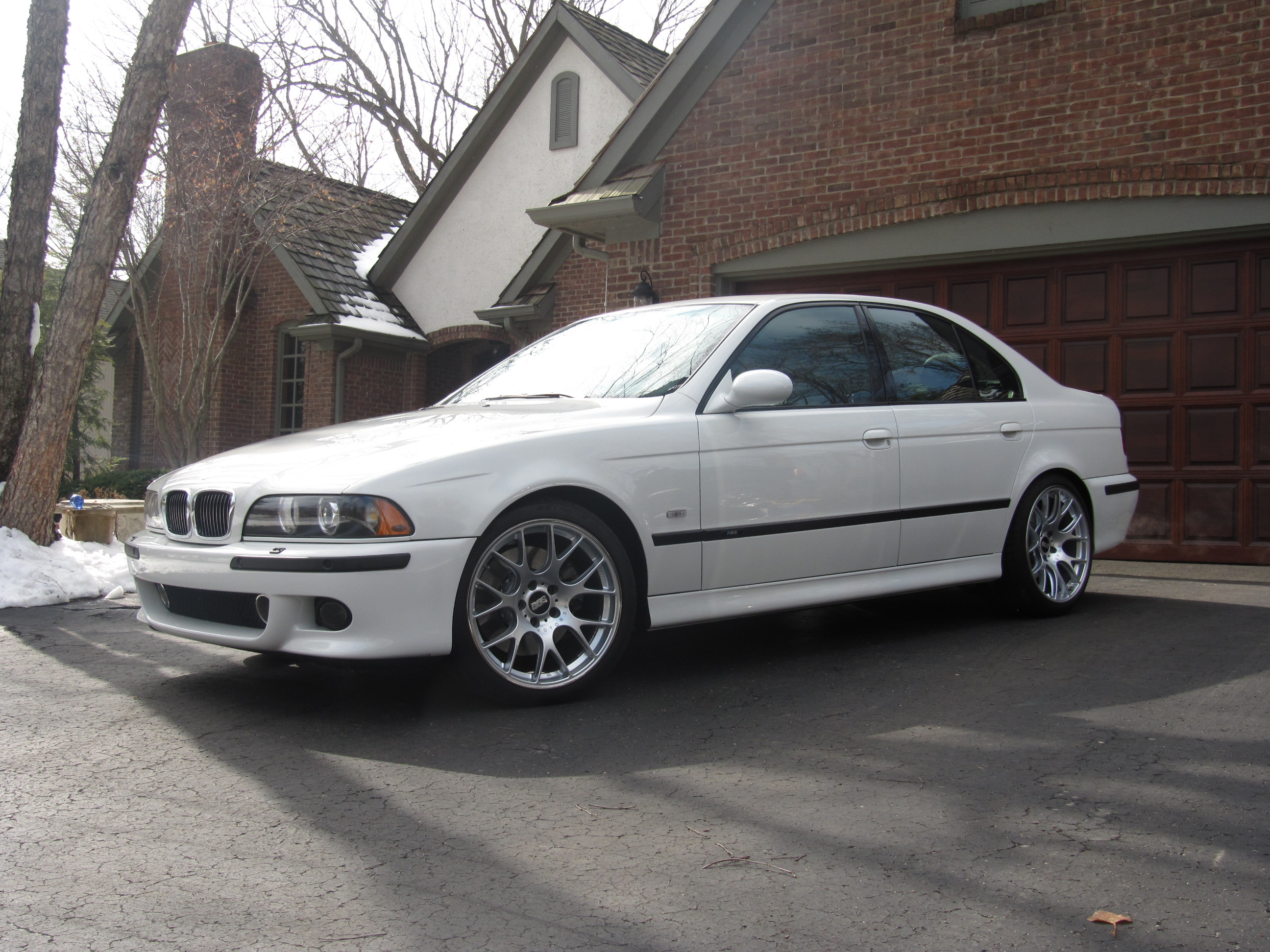 Bbs Ch R On E39 M5 Finally Bmw M5 Forum And M6 Forums
