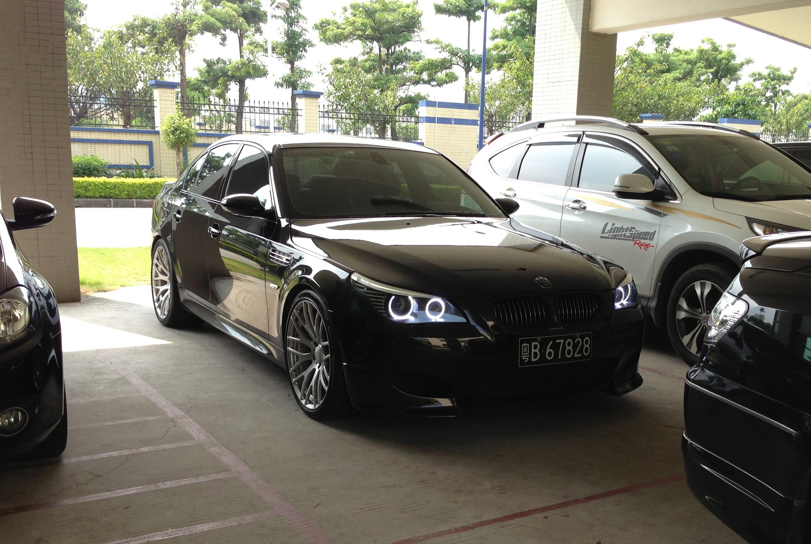 Custom Lci Headlights Bmw M5 Forum And M6 Forums