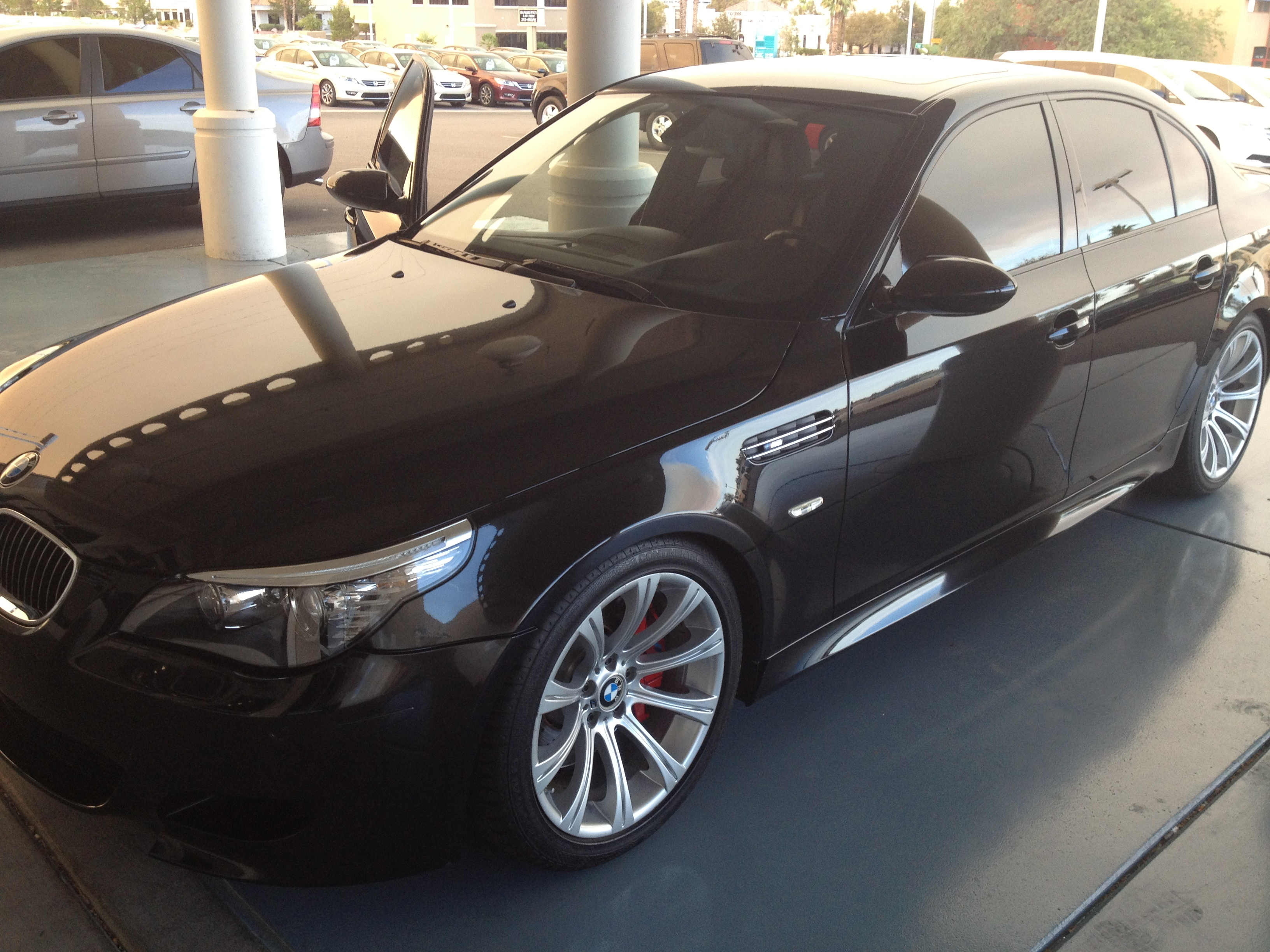 2008 E60 M5 MPG Issue - BMW M5 Forum and M6 Forums
