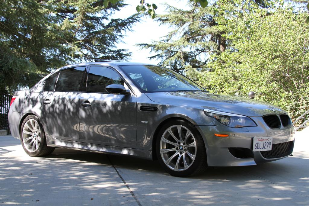 Clean 2008 M5 For Sale In California Bmw M5 Forum And M6