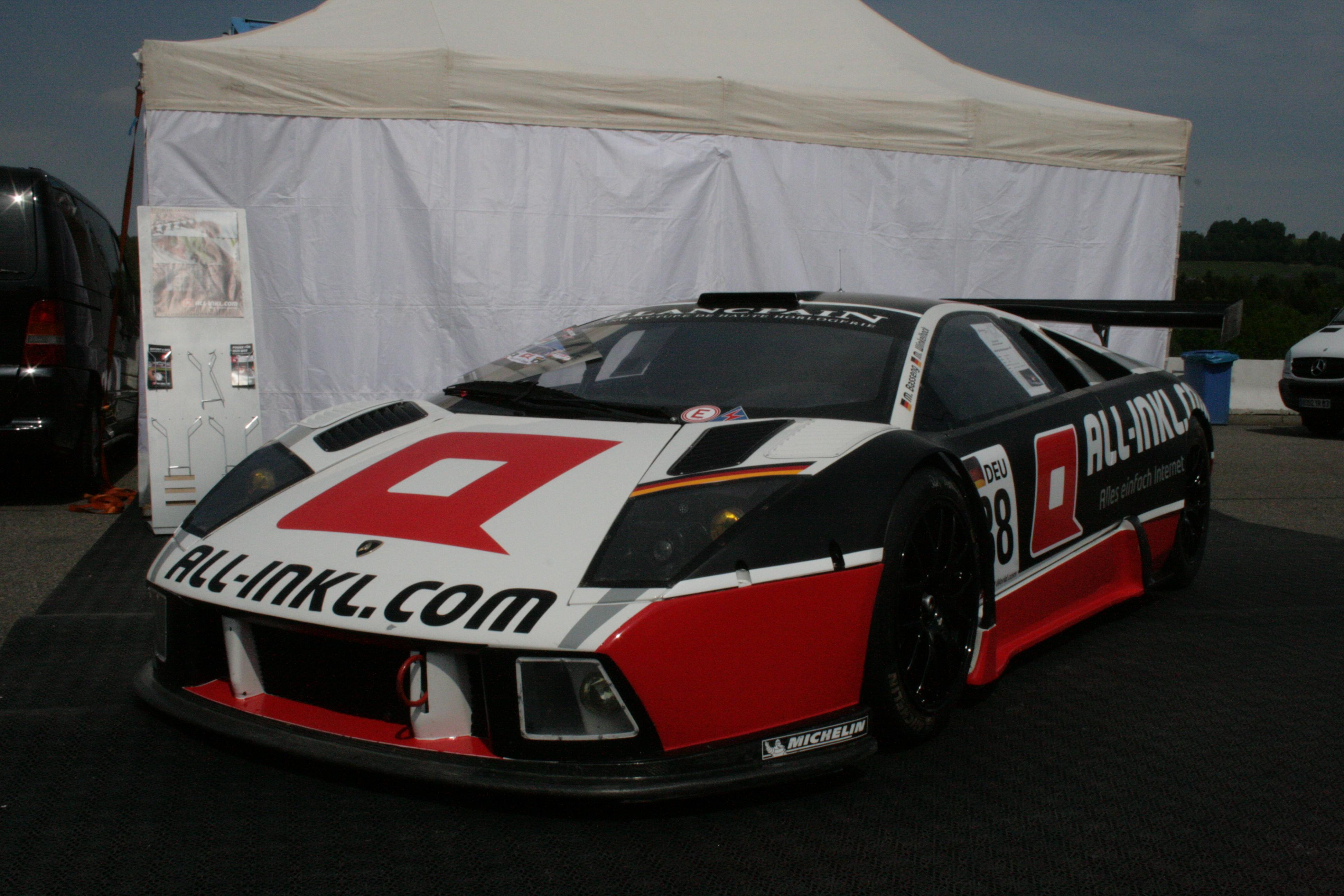 Lamborghini Murcielago R-SV on
