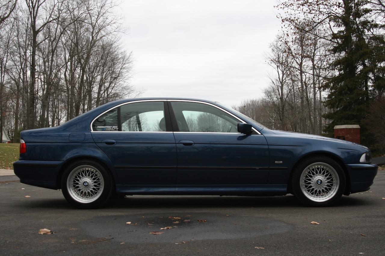 E39 96 03 For Sale For Sale Topaz Blue 2001 E39 525i5 Speed