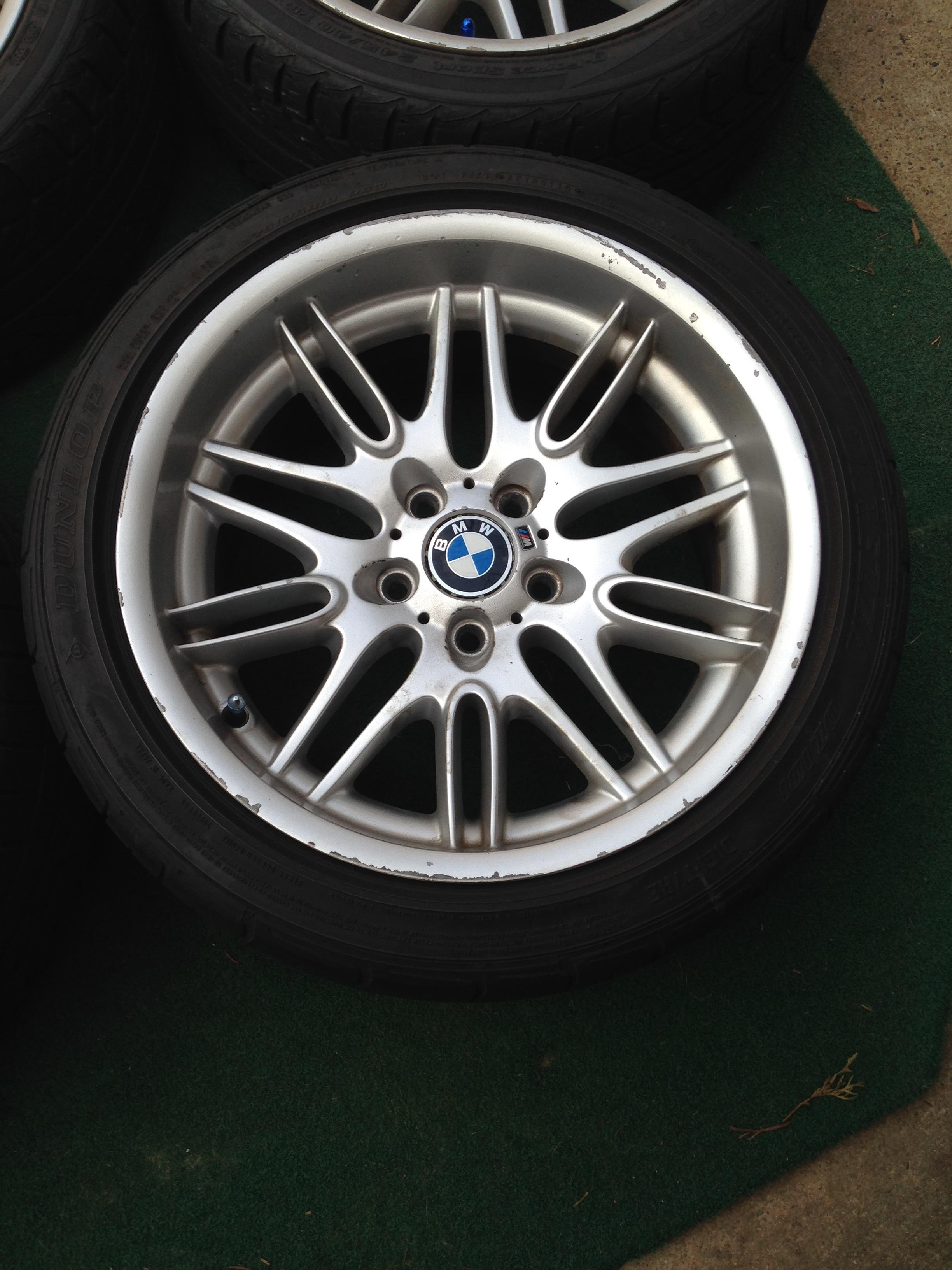 E39 96 03 For Sale Style 65 Wheels For Sale With Decent Tread 600 Bmw M5 Forum And M6 Forums