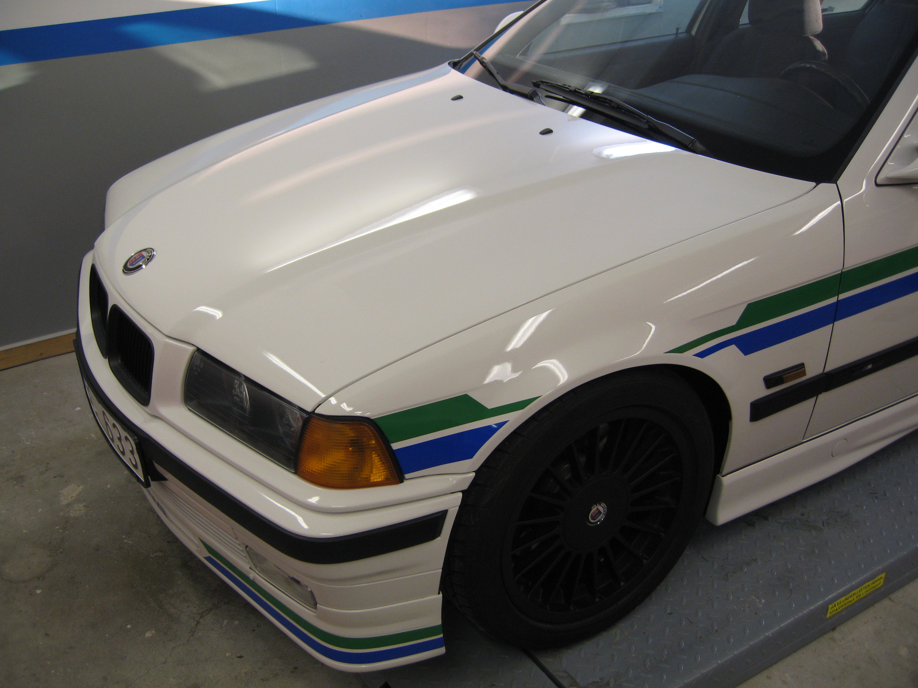 For sale: Alpina B3 #79 - BMW M5 Forum and M6 Forums