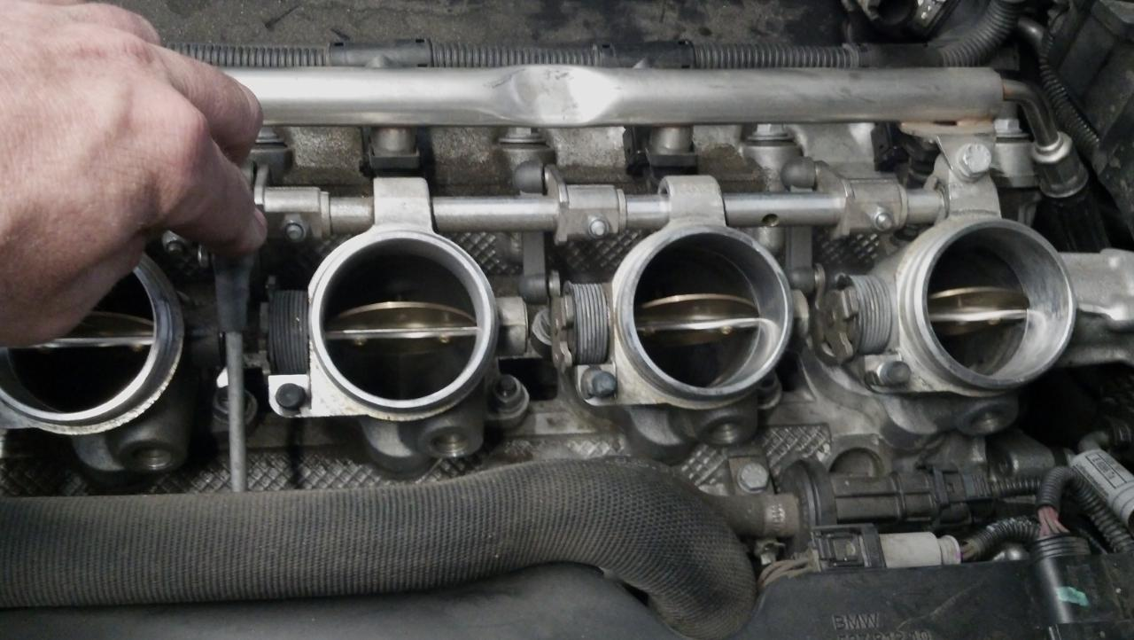 Fuel Induction Service >> Fuel Injection Induction Cleaning Bmw M5 Forum And M6 Forums