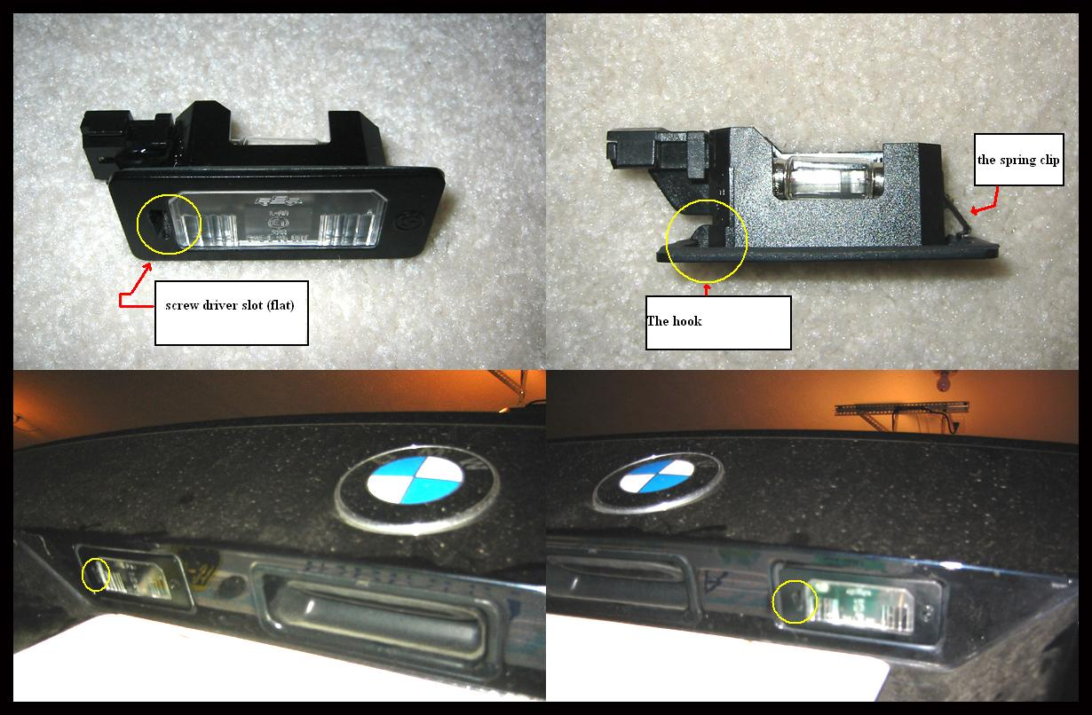 Light bulb above the license plate needs replacement page 3 light bulb above the license plate needs replacement page 3 bimmerfest bmw forums asfbconference2016 Image collections
