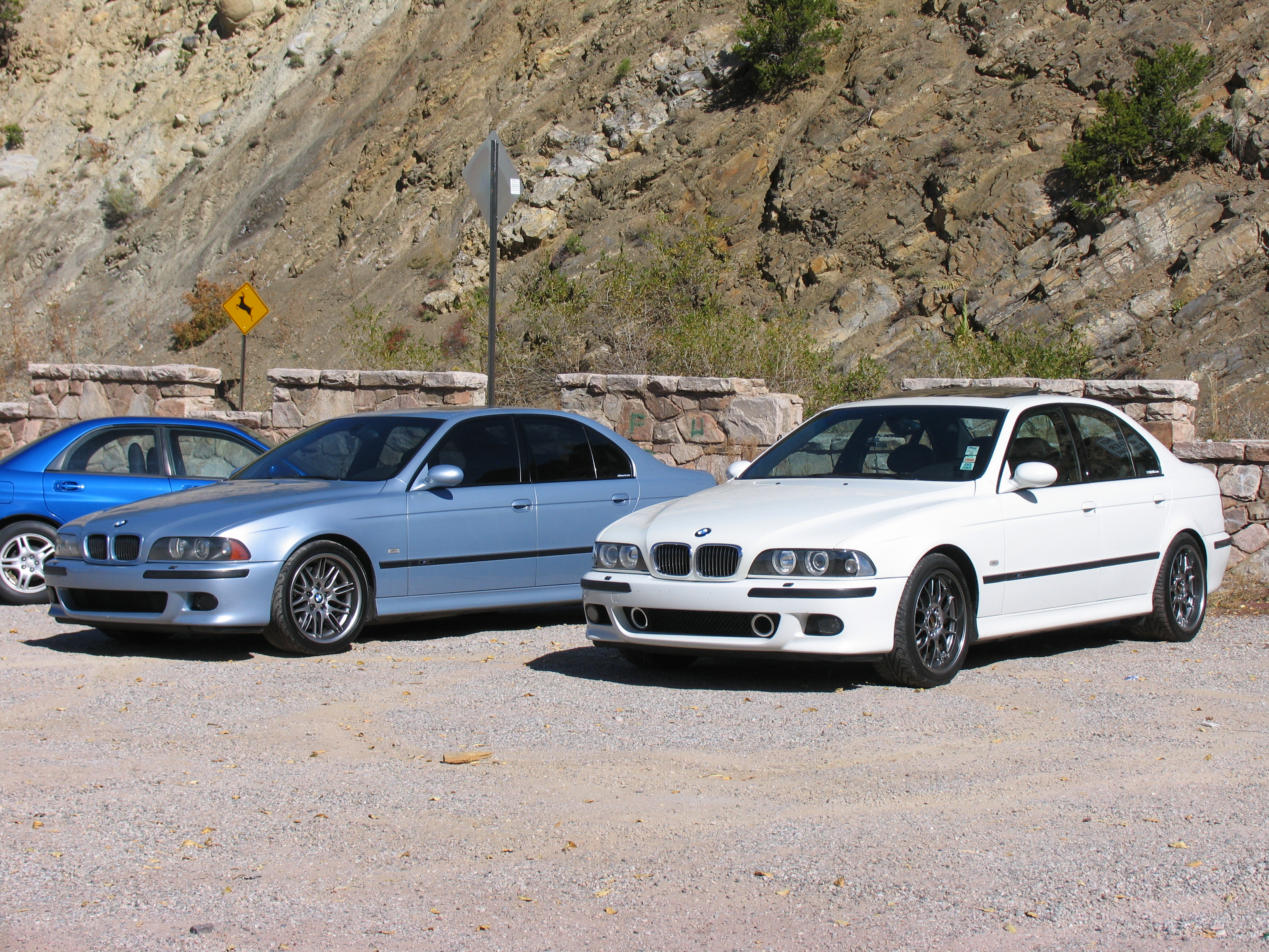 Questions for BBS wheels owners, how different is the black diamond finish with stock M5 wheels?-m-cruise-oct.-08-008.jpg