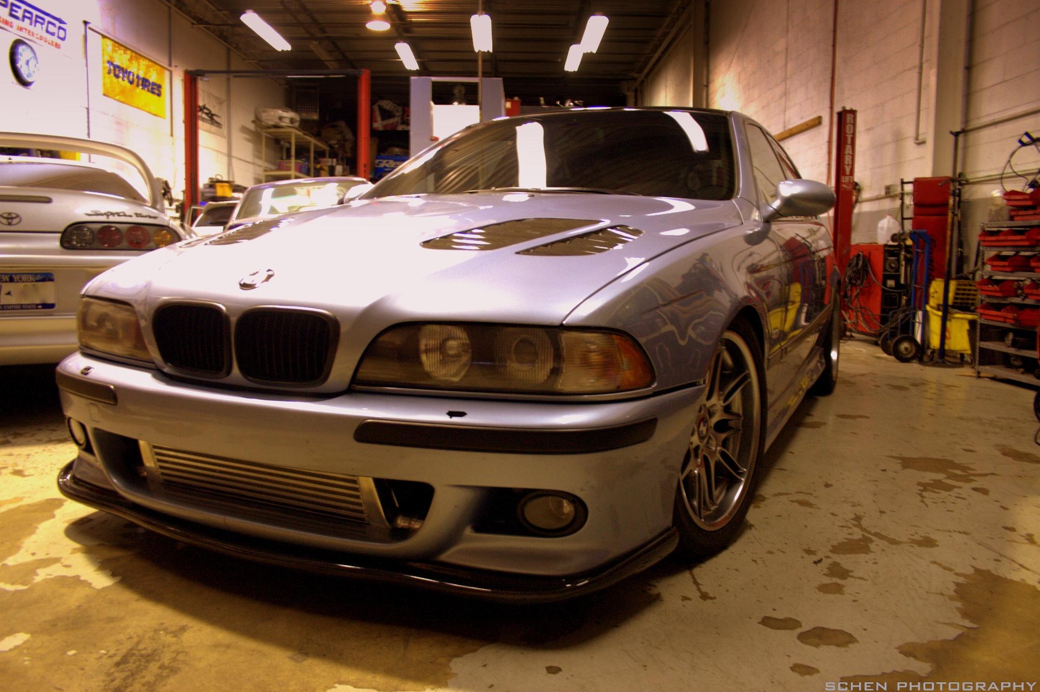 1999 520i Powered By Toyota Bimmerfest Bmw Forums