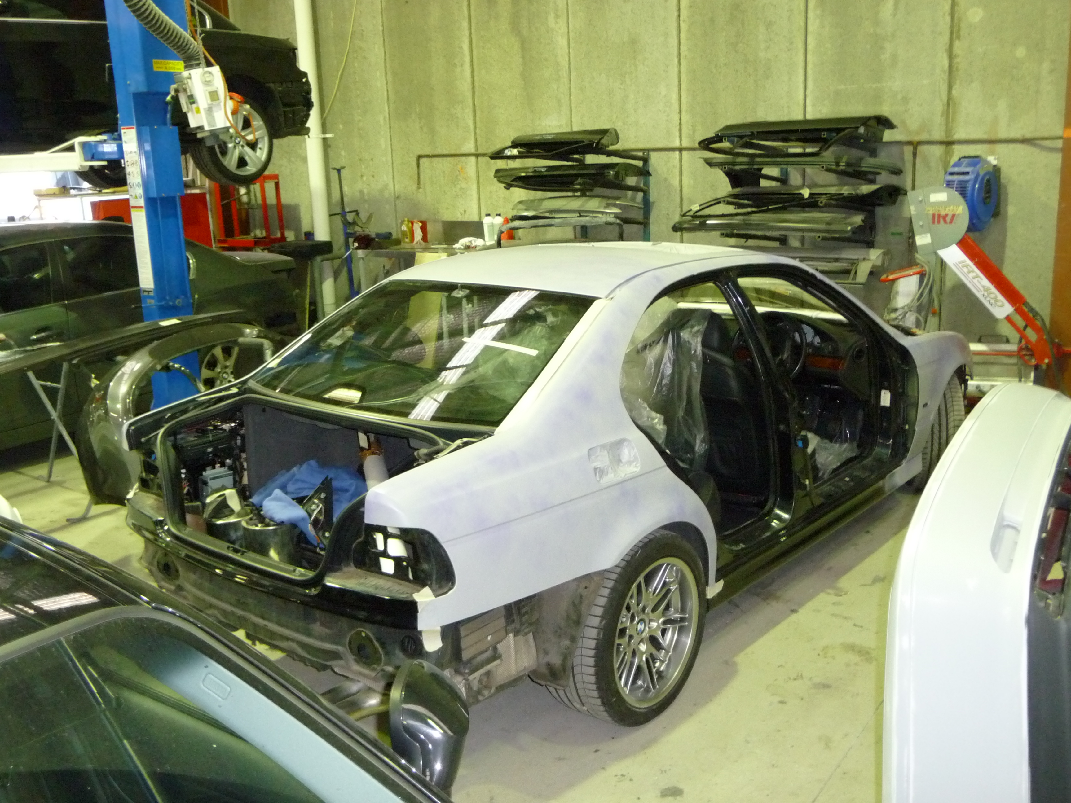 My Carbon Black bare metal respray - progress photos-m5-primer-005.jpg