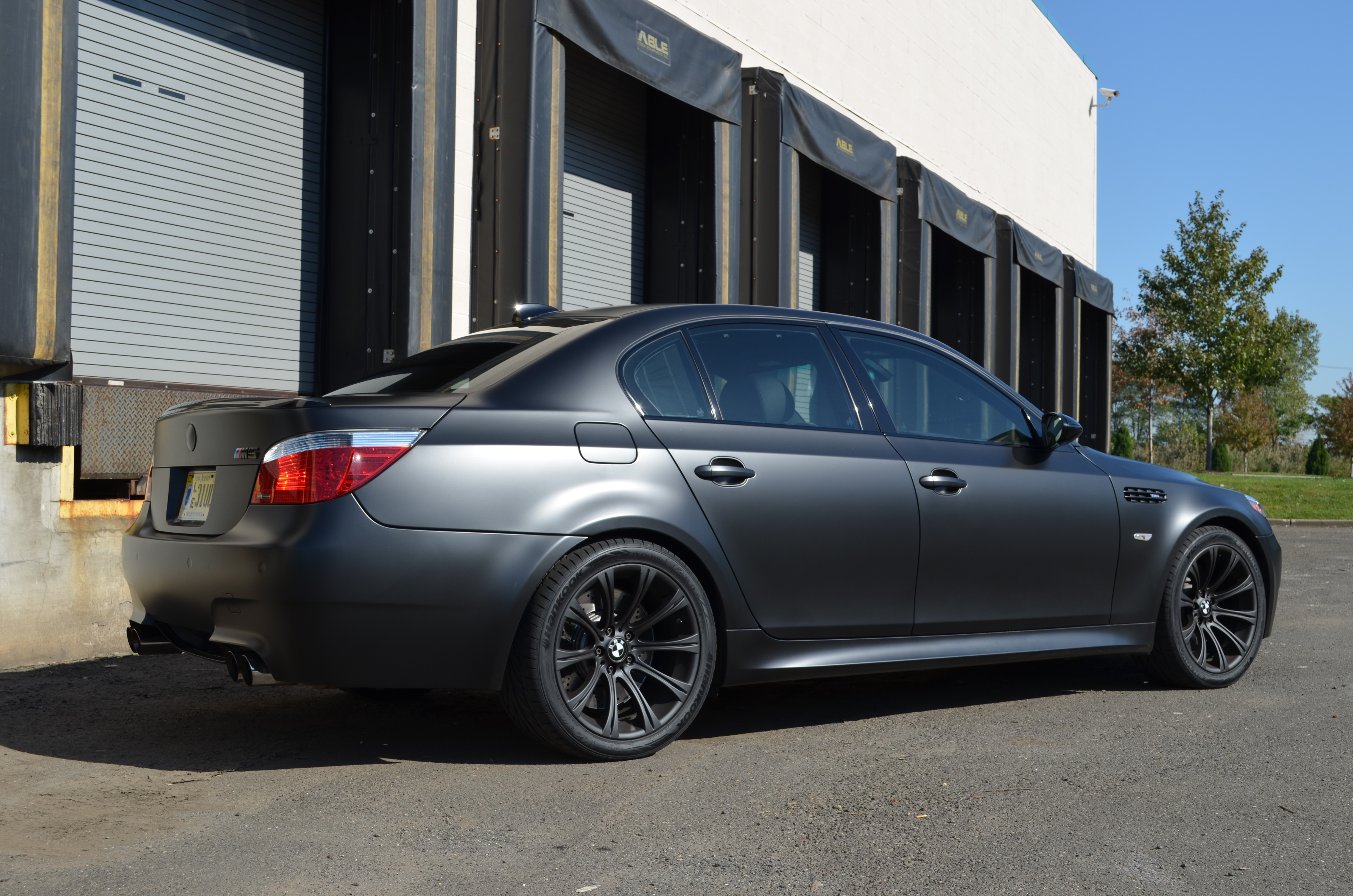 Photoshoot Matte Black M5 Bmw M5 Forum And M6 Forums