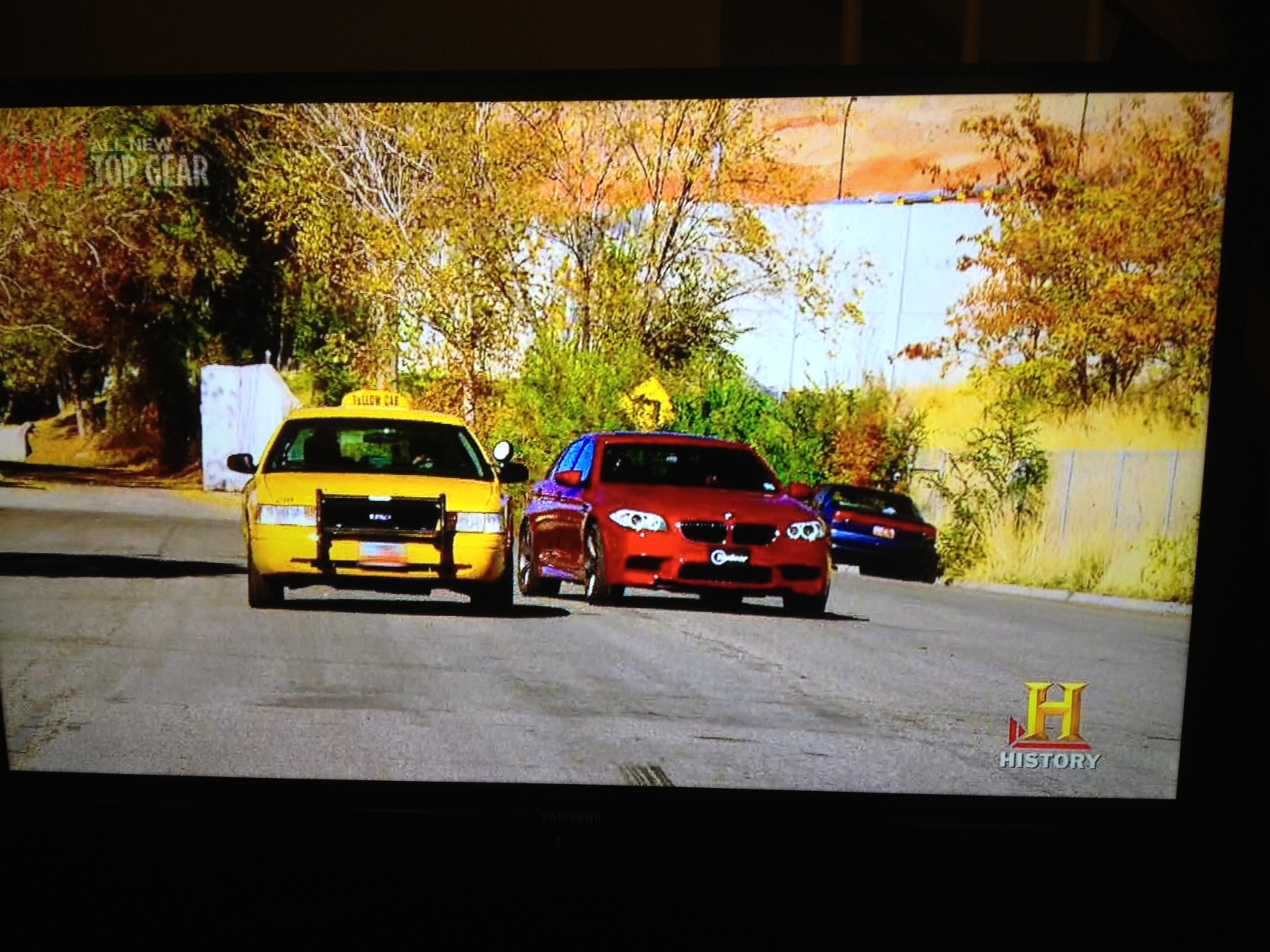 Topgear Usa Rates M5 The Worlds Best Taxi Bmw M5 Forum