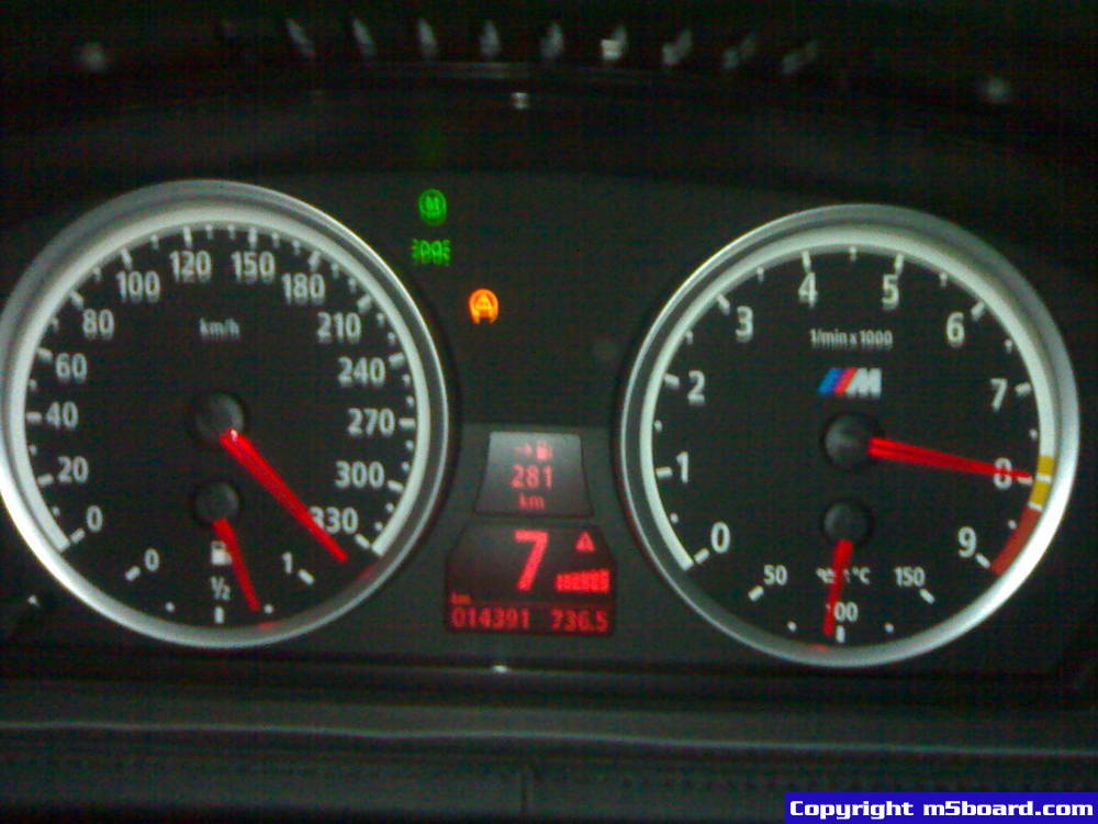 Picture: Member EmiratesM5 at top speed unlimited - BMW M5 Forum and ...