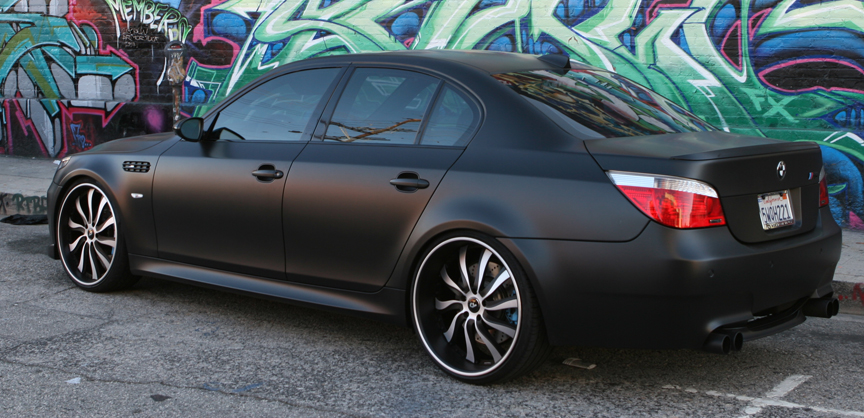 Matte Flat Black M5 Page 2 Bmw M5 Forum And M6 Forums