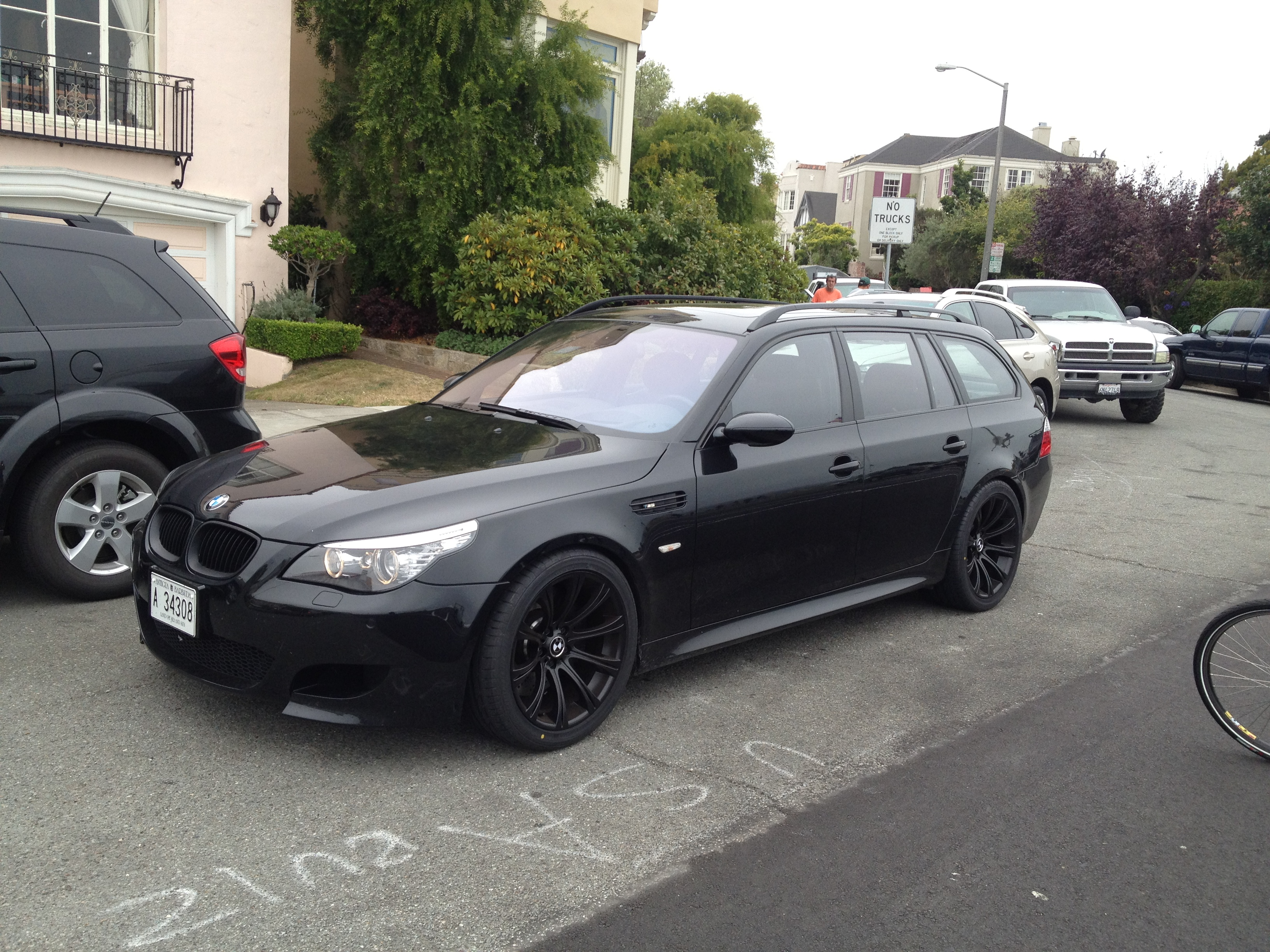 M5 Wagon E61 In San Francisco Bmw M5 Forum And M6 Forums