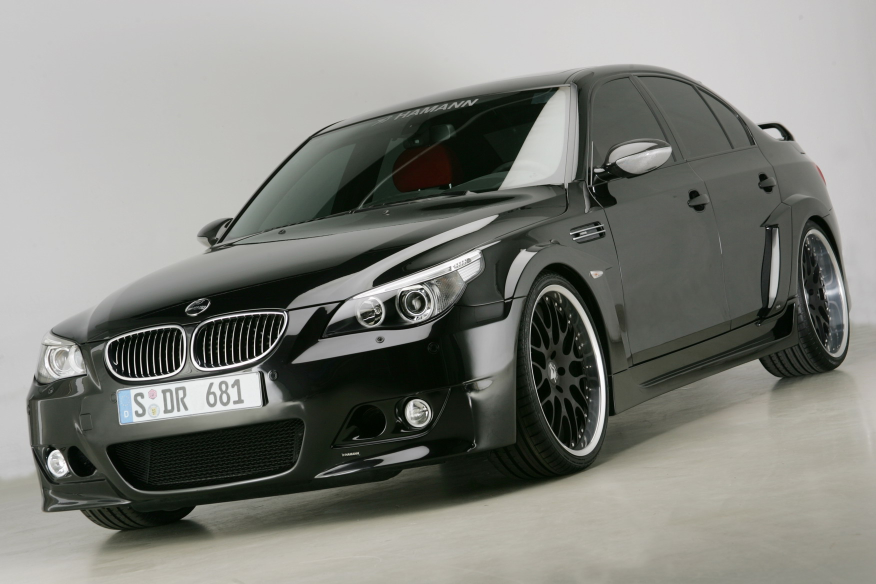 M5 Hamann Wide Body Package One Time Only Special Pricing Bmw