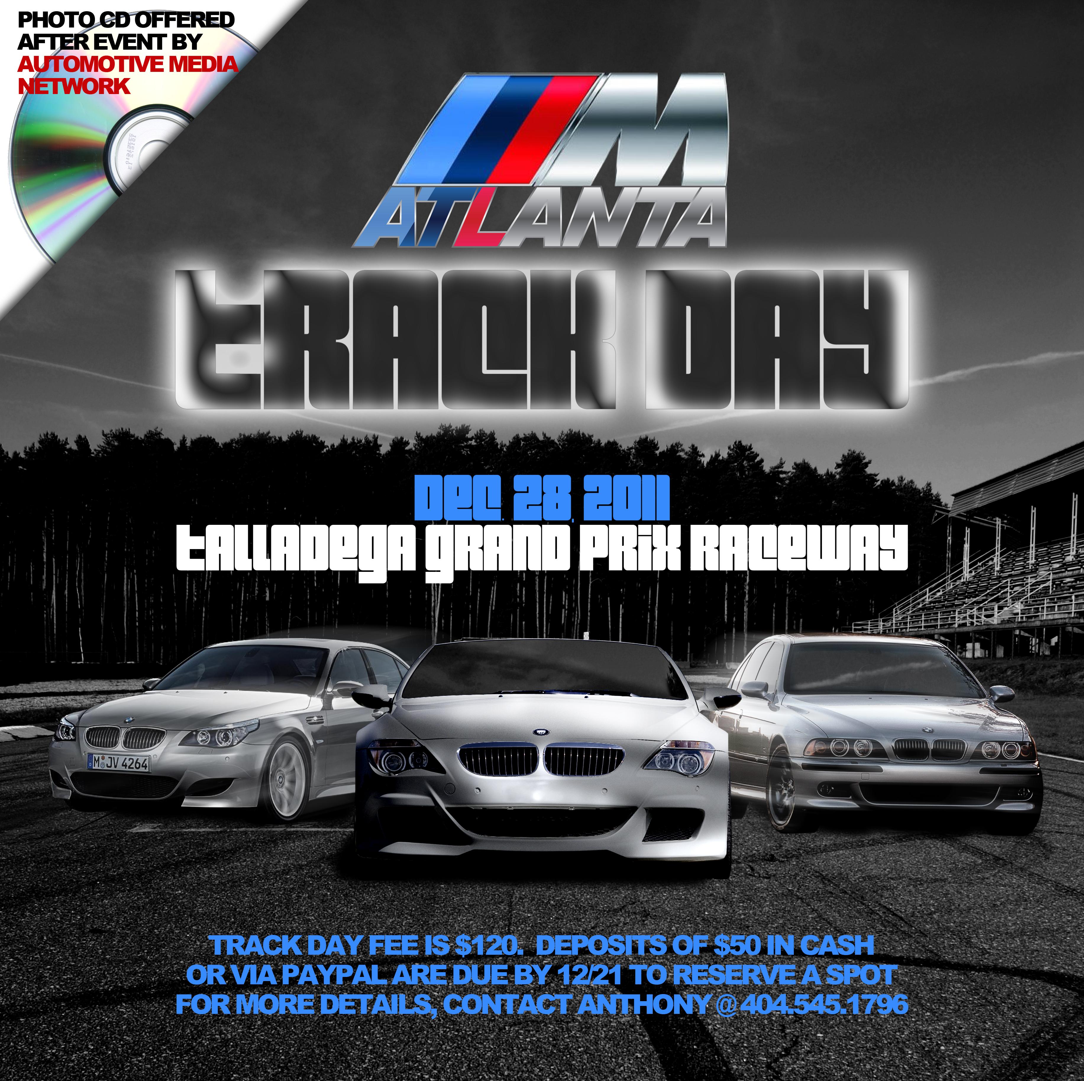 M-Atlanta Track Day: Talladega Grand Prix Raceway