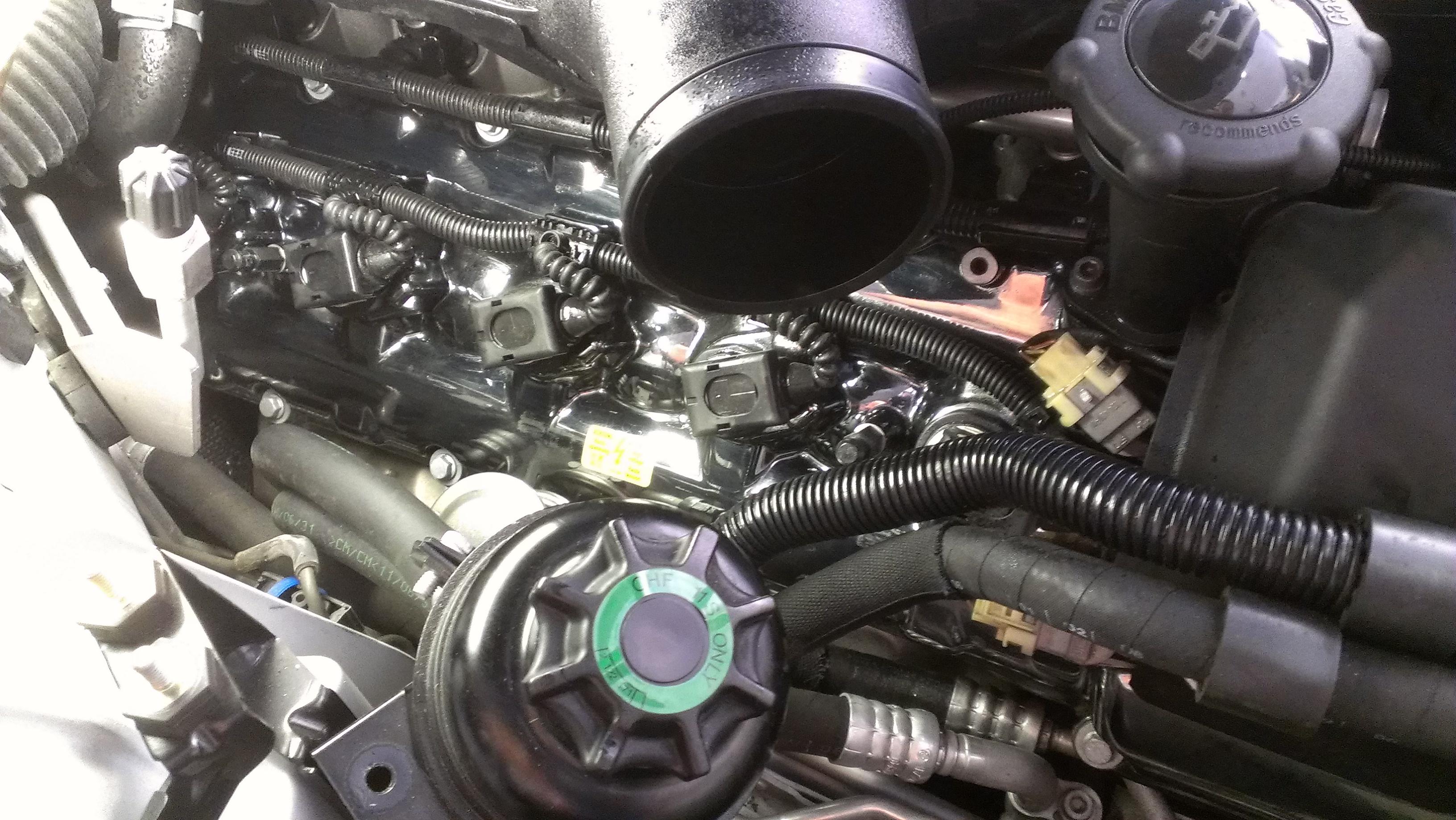 e60 M5 Spark Plug  Air Filter DIY w Pics Good Resource for DIY