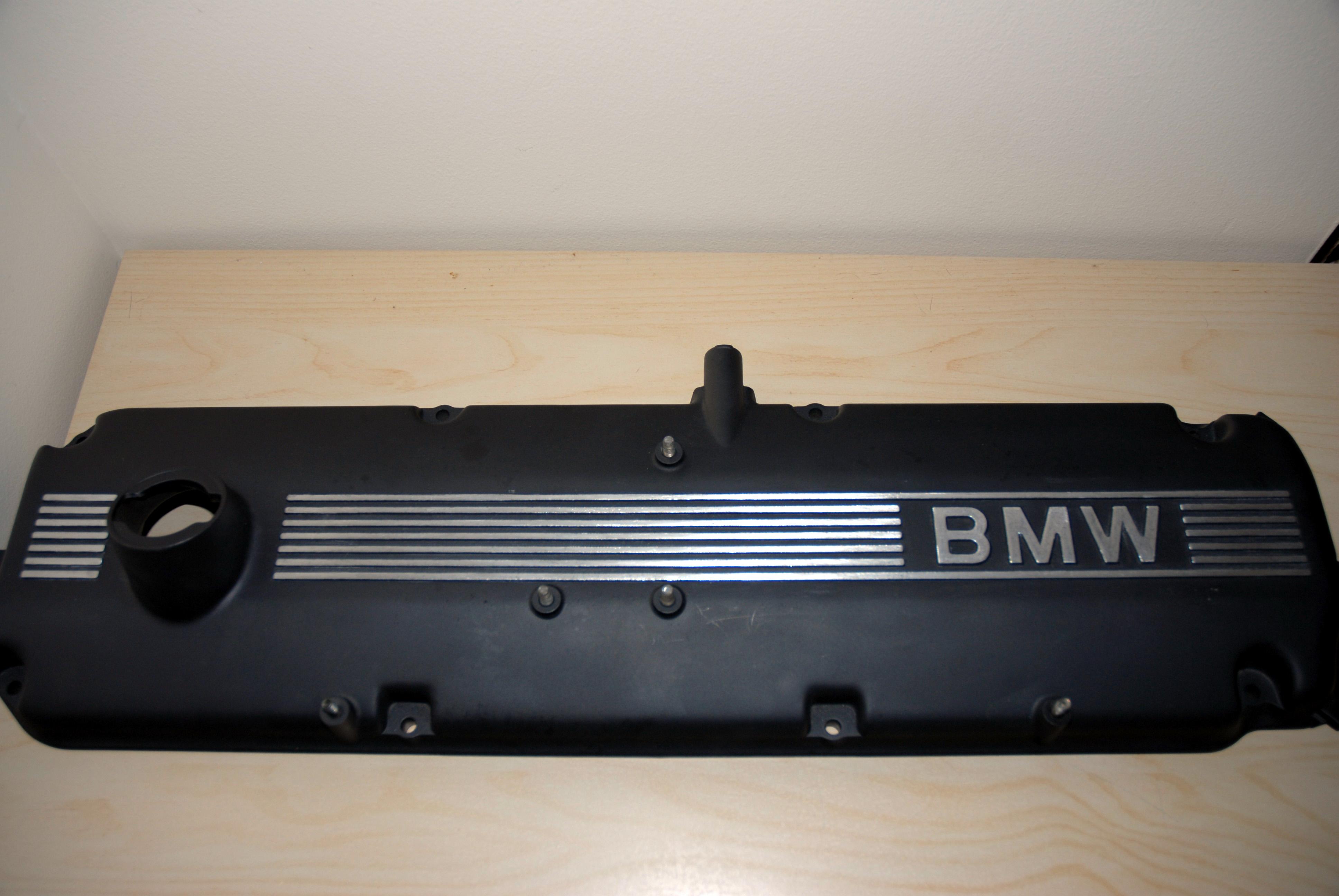 FS: 1990 BMW E34 535i Manifold Cover - Sport Black-nik_0072.jpg