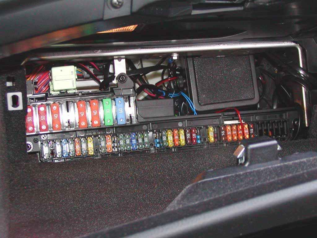 Bmw E60 530d Fuse Box In Best Method To Hardwire The V1 M5 Forum And M6 Forums Rh M5board Com 98 528i