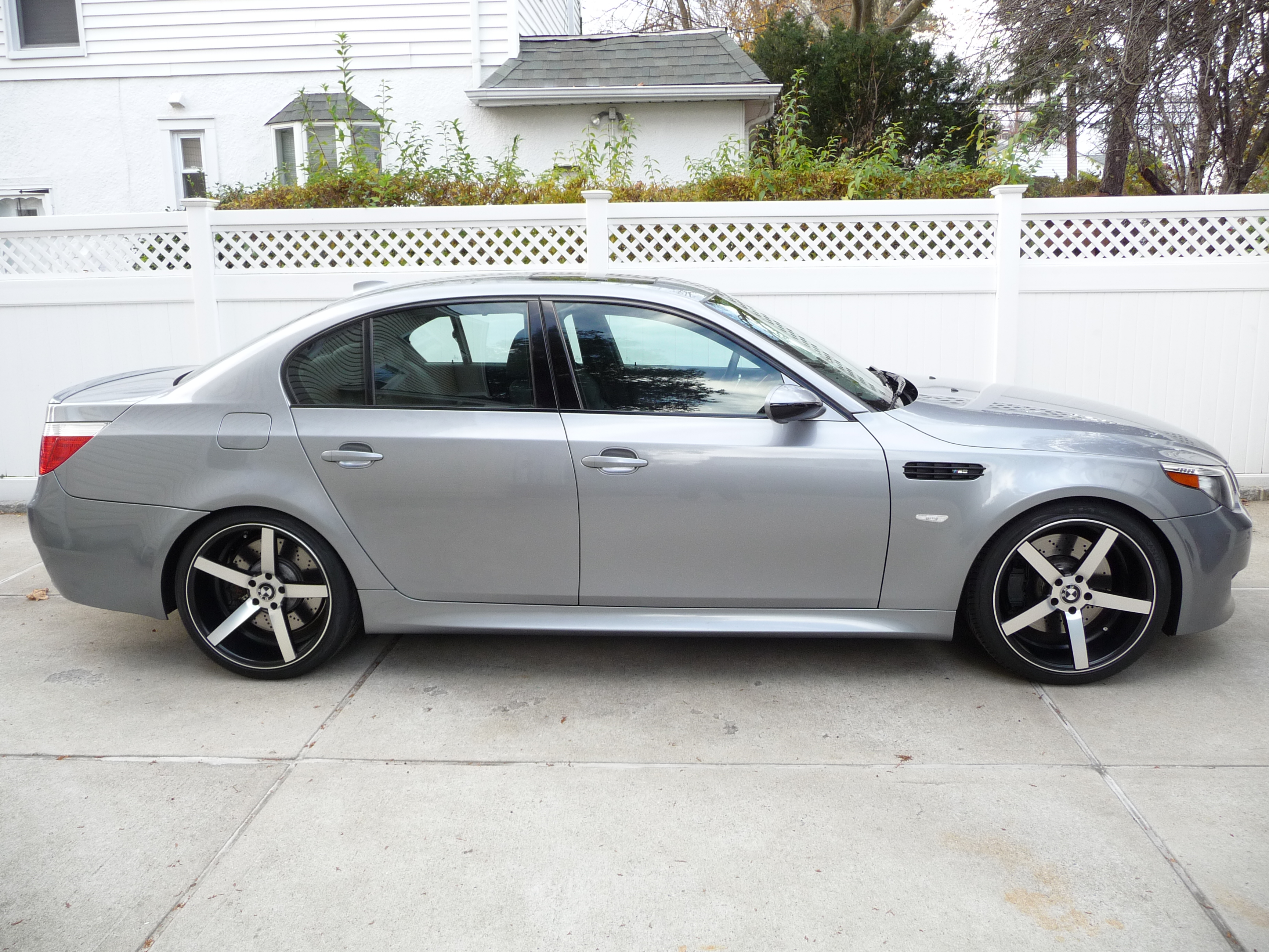20 Quot Vossen Cv3 On My Beast Pics Inside Page 4 Bmw M5