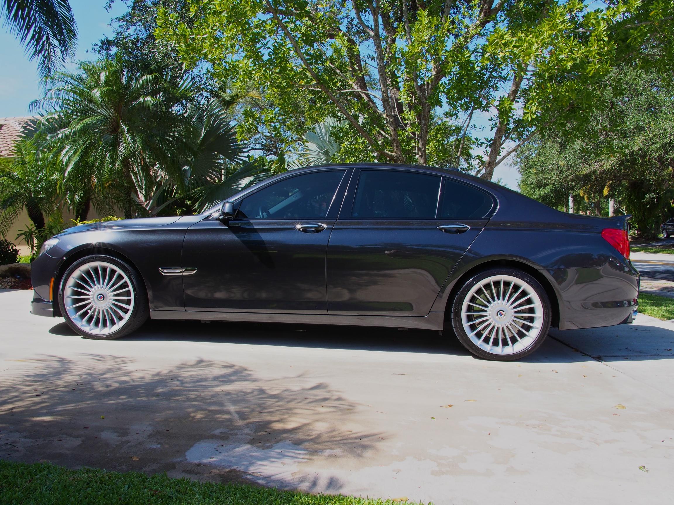 ALPINA For Sale 2011 Alpina B7 for sale, 24,500 mi $91,500 - BMW M5 ...