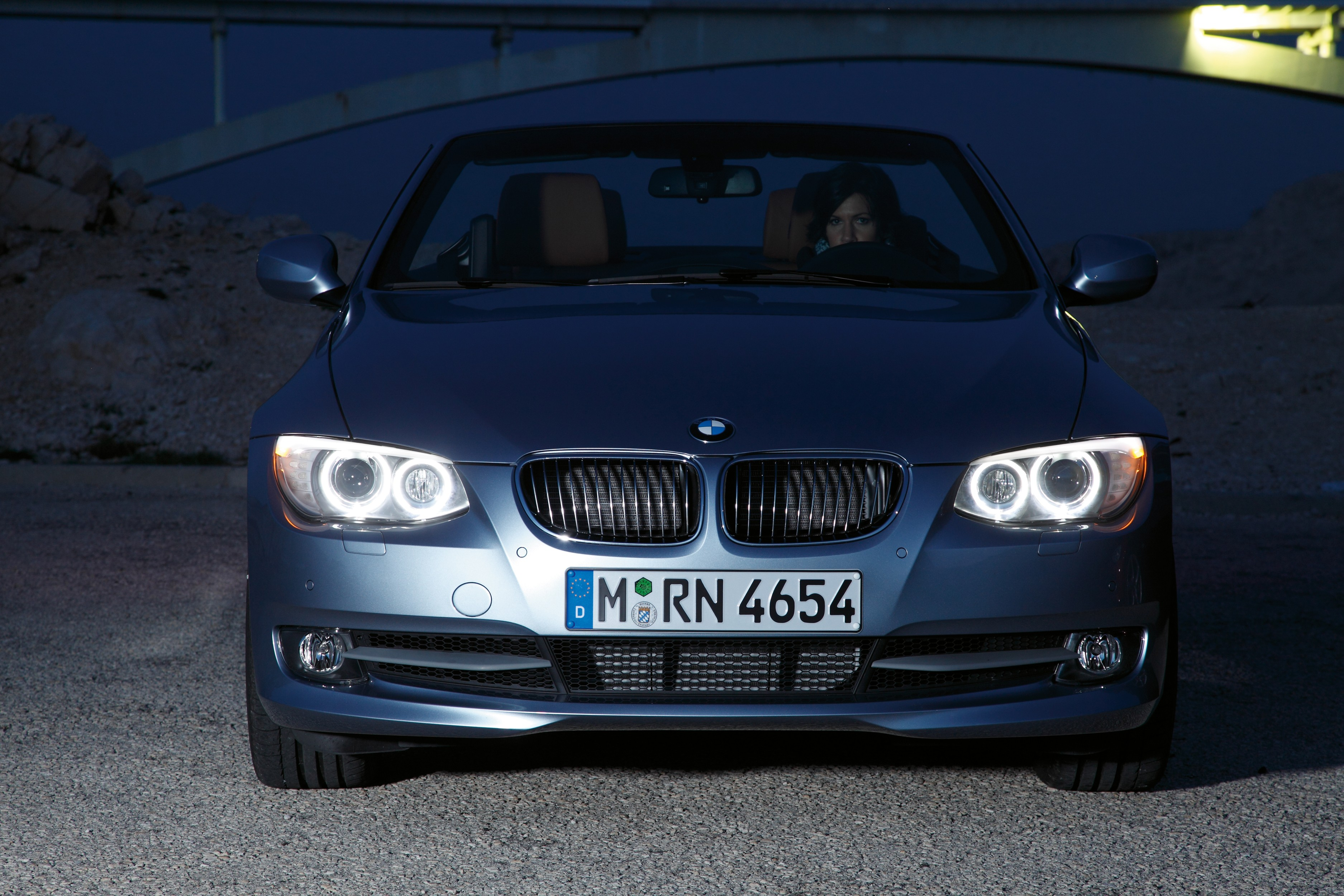 Convertible facelift - The